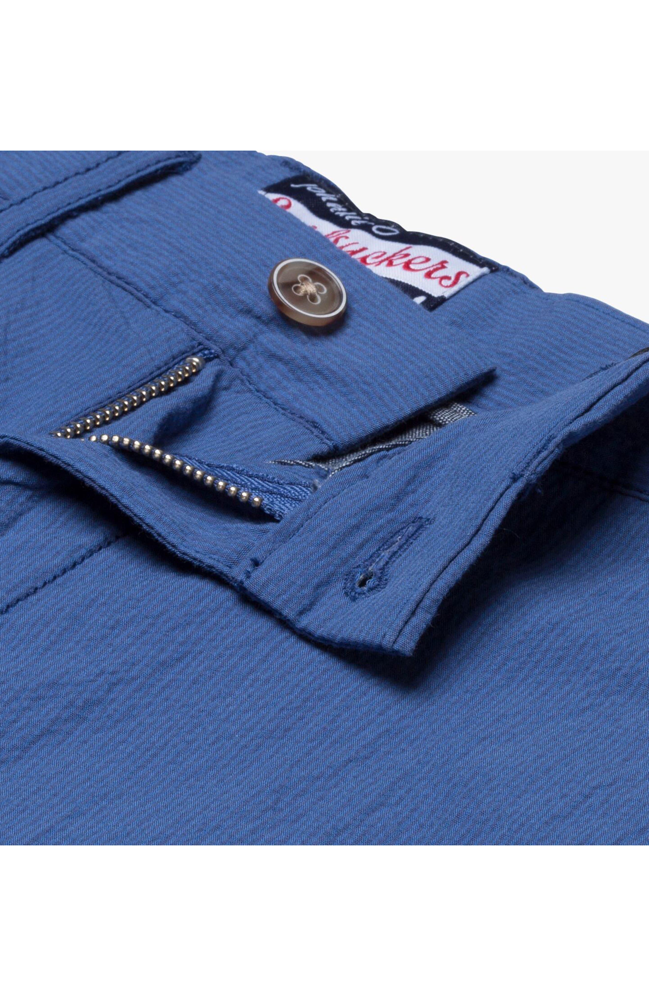 Bryson Seersucker Shorts,                             Alternate thumbnail 3, color,                             Ripple