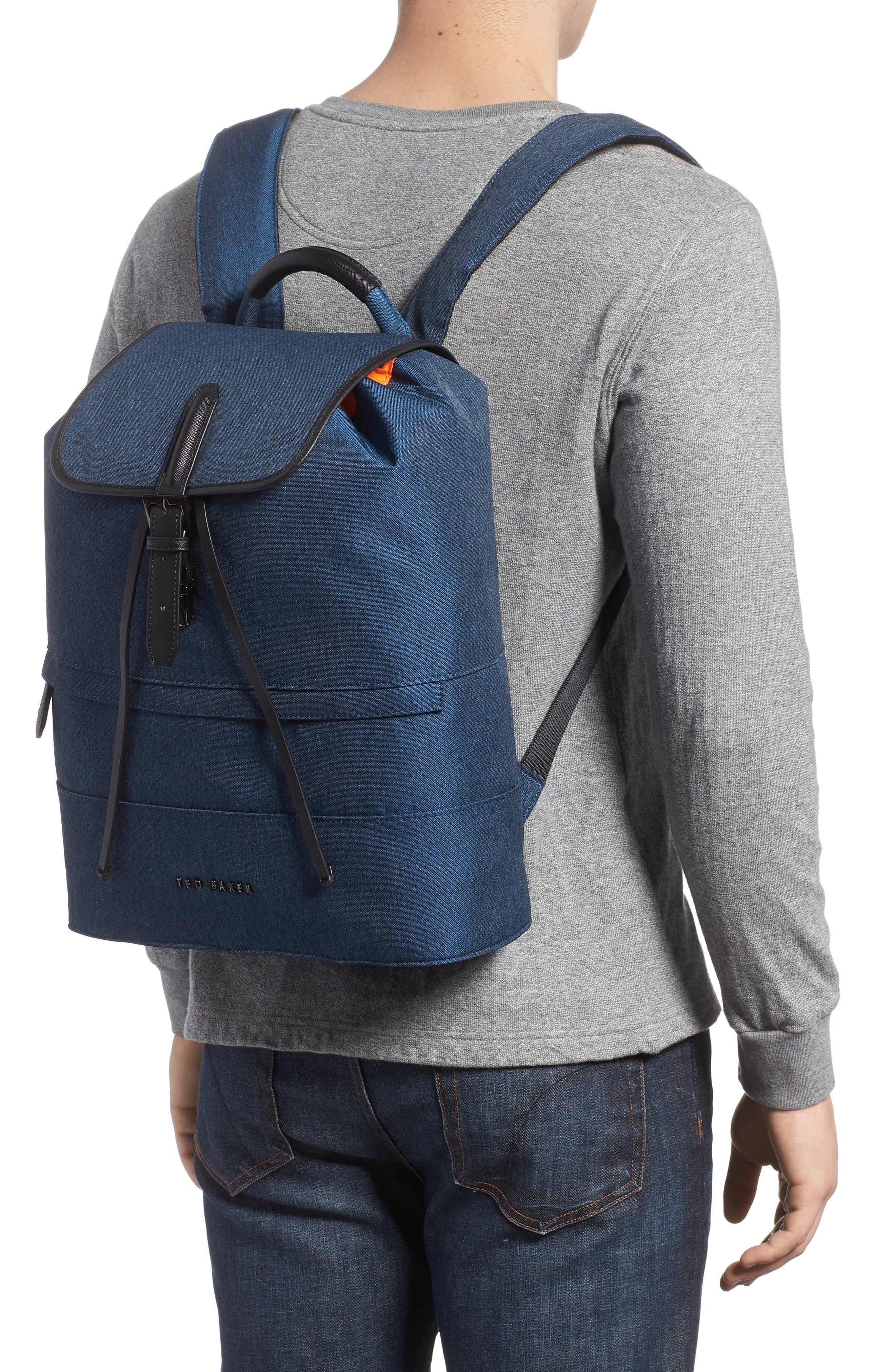 Rayman Backpack,                             Alternate thumbnail 2, color,                             Blue