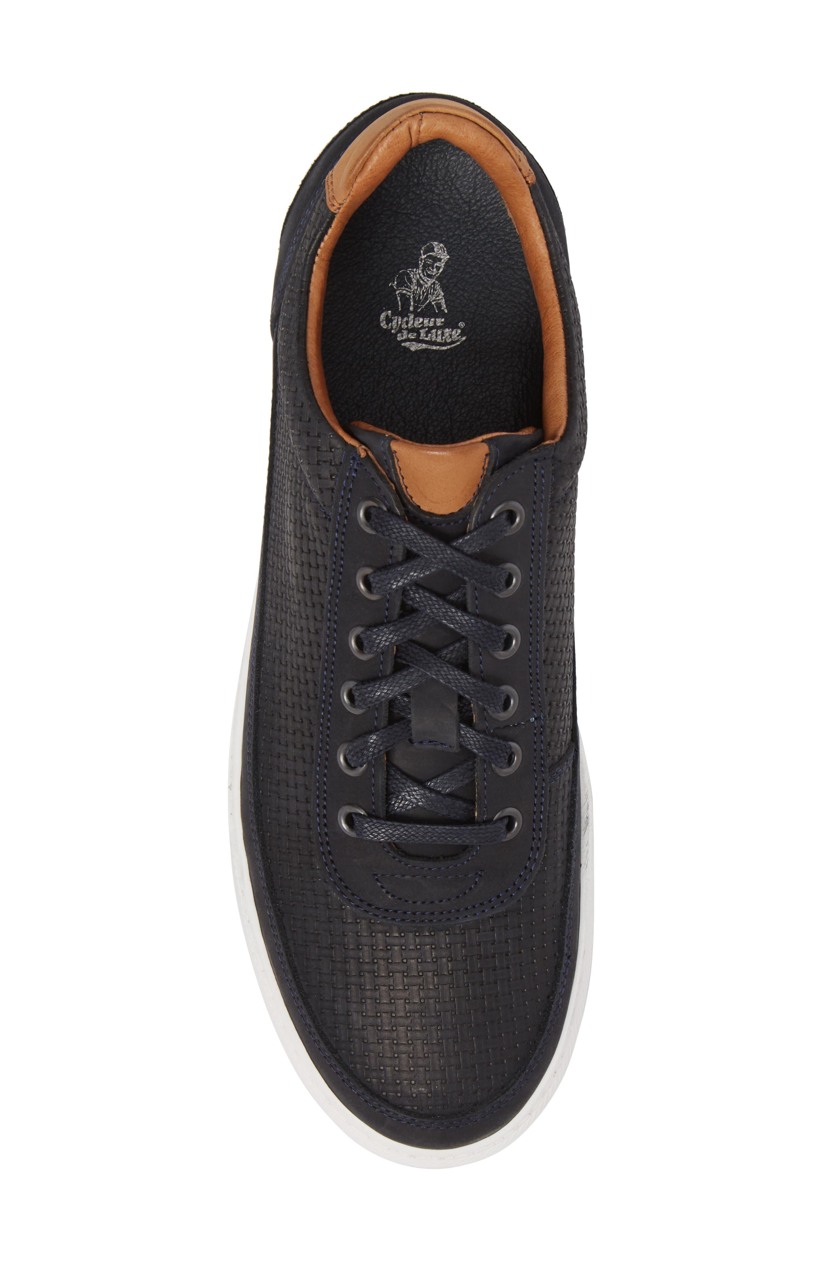 Alternate Image 5  - Cycleur De Luxe Montreal Textured Low Top Sneaker (Men)