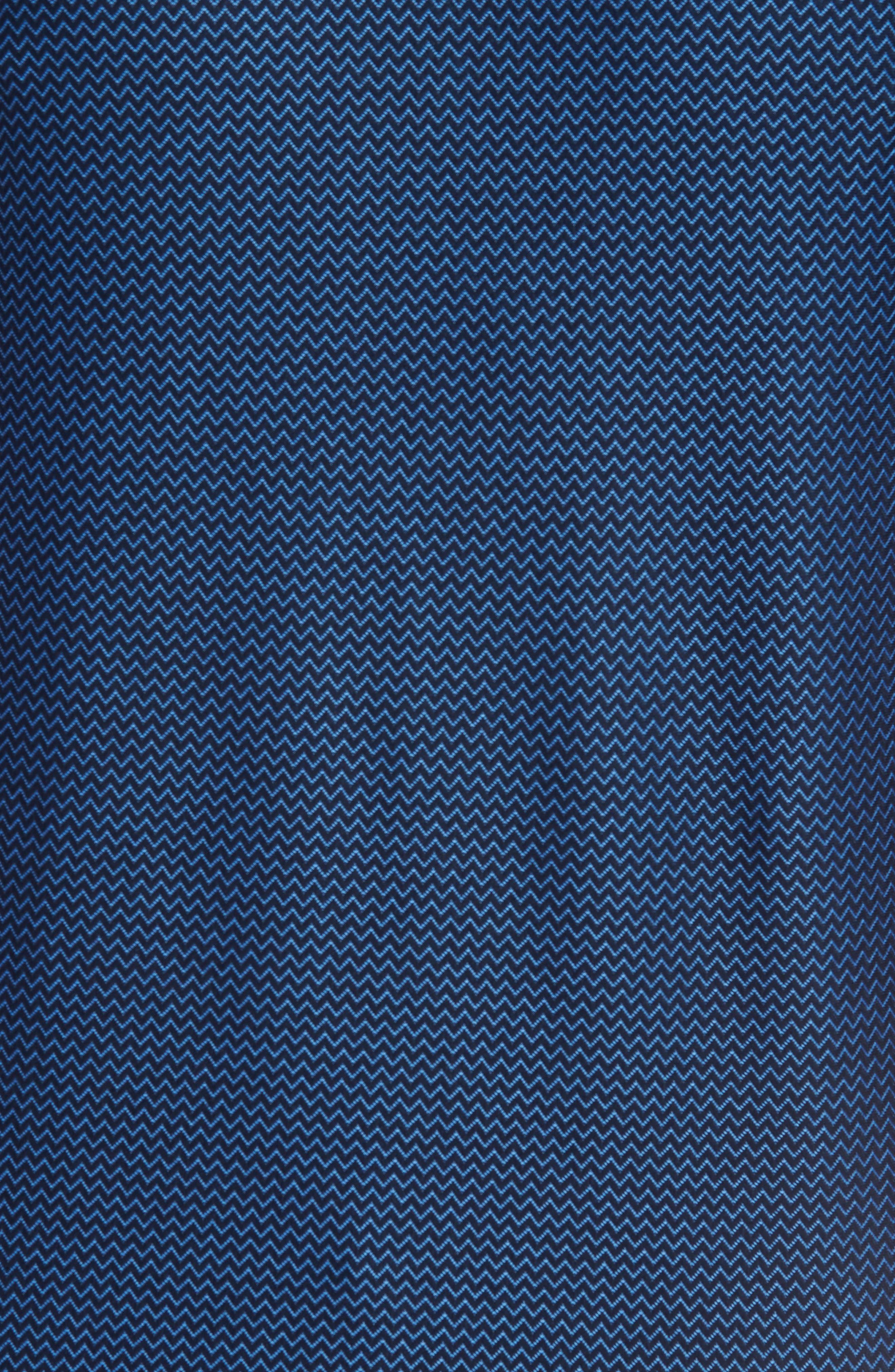 Knit Polo,                             Alternate thumbnail 5, color,                             Navy