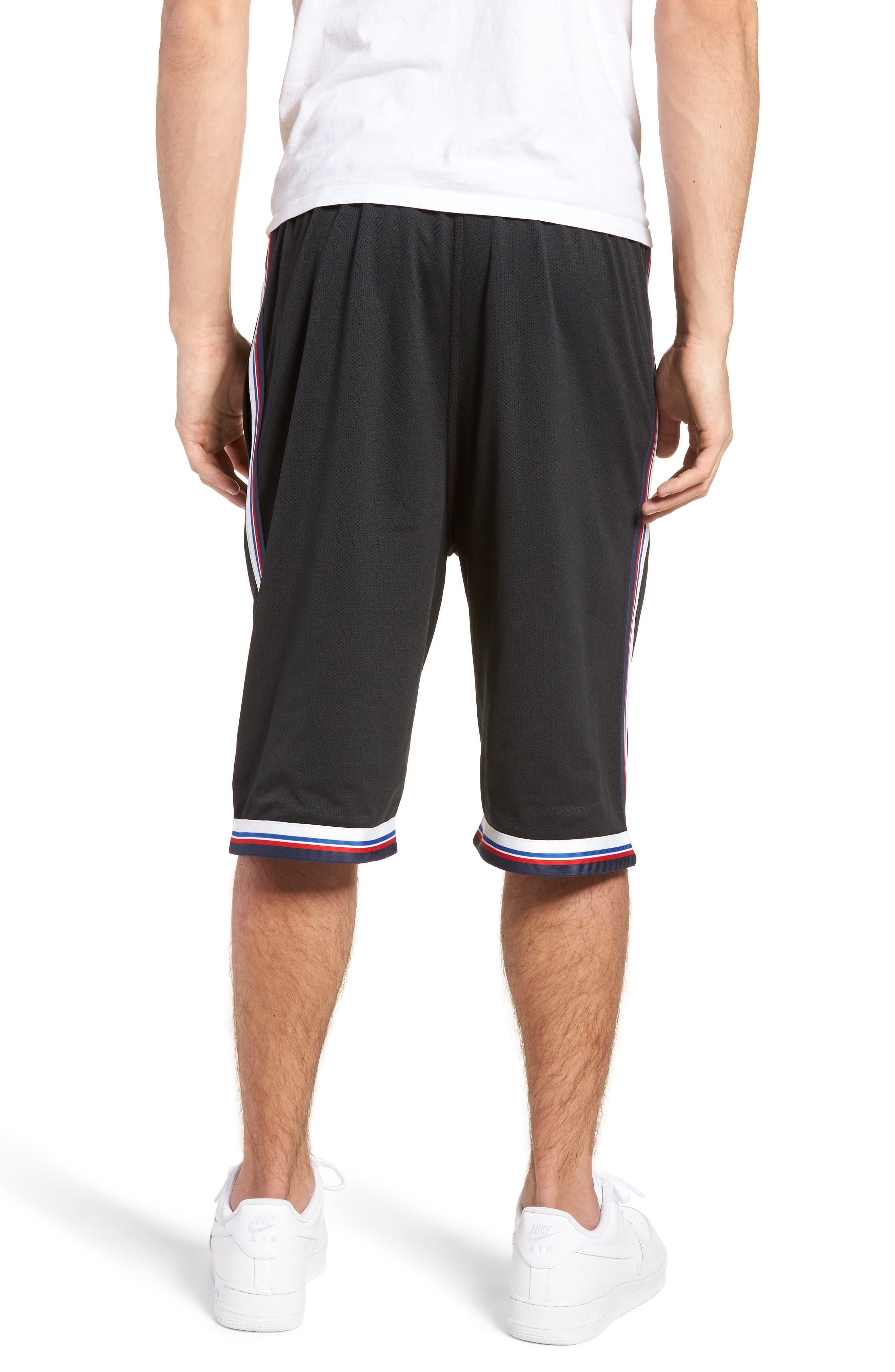 Lightweight Basketball Shorts,                             Alternate thumbnail 2, color,                             Tommy Black