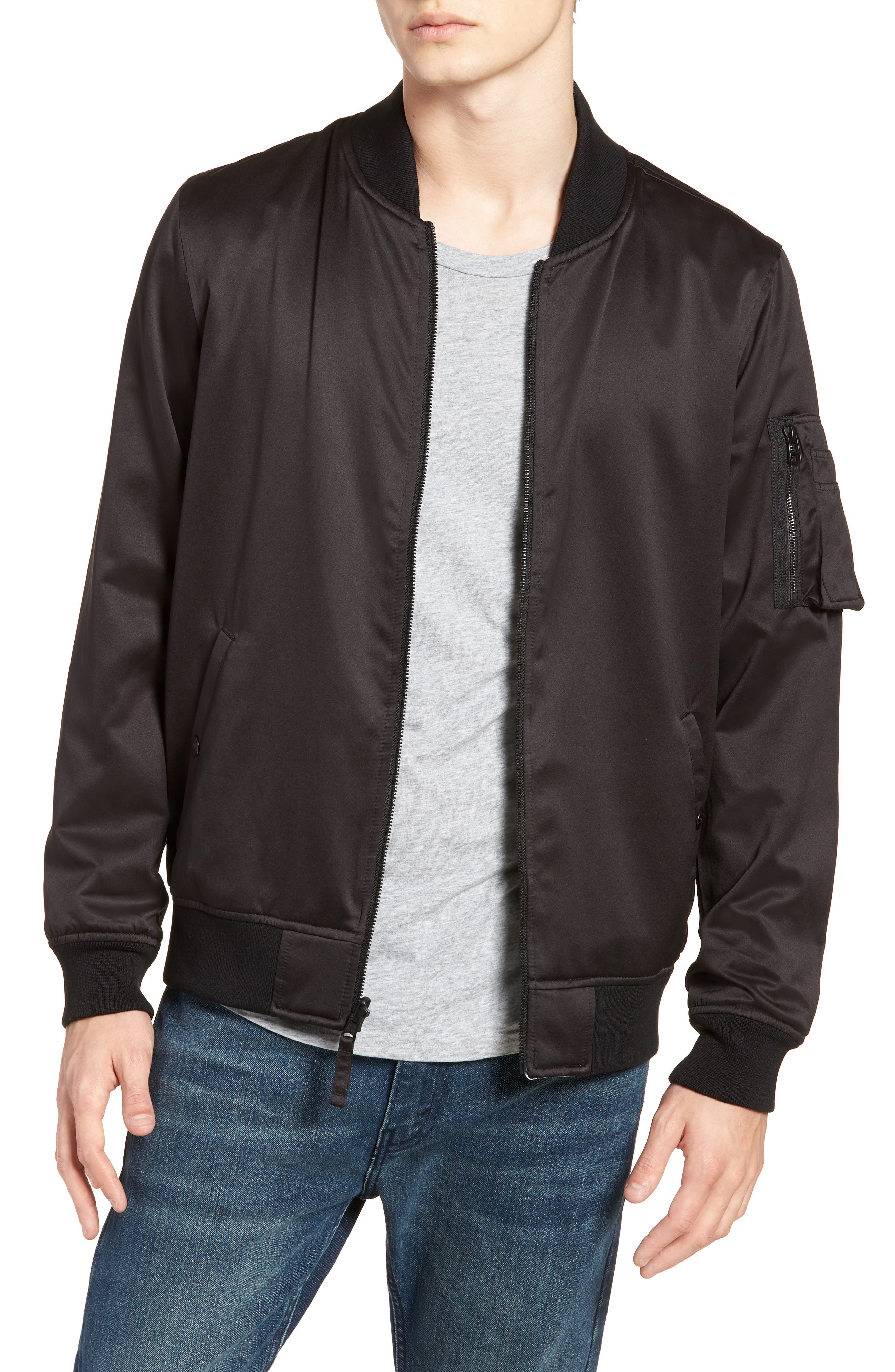 Main Image - Levi's® Reversible MA-1 Jacket