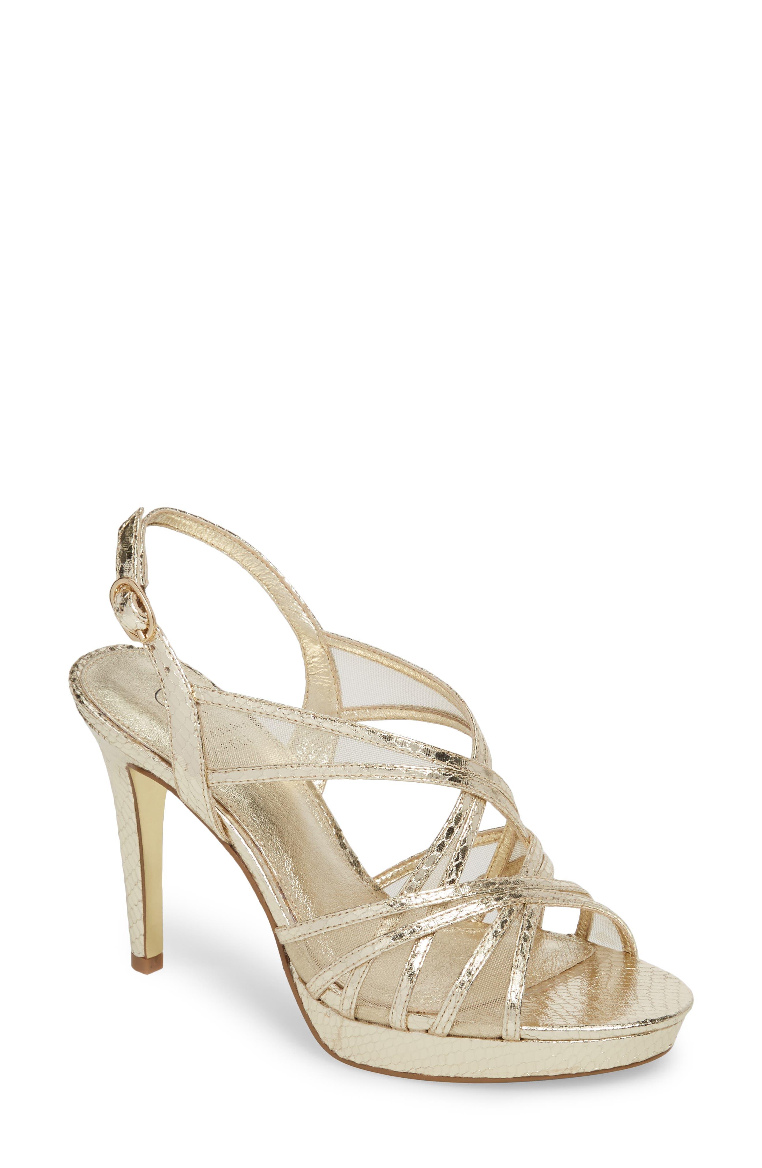 Adrianna Papell Women's Adri Platform Sandal