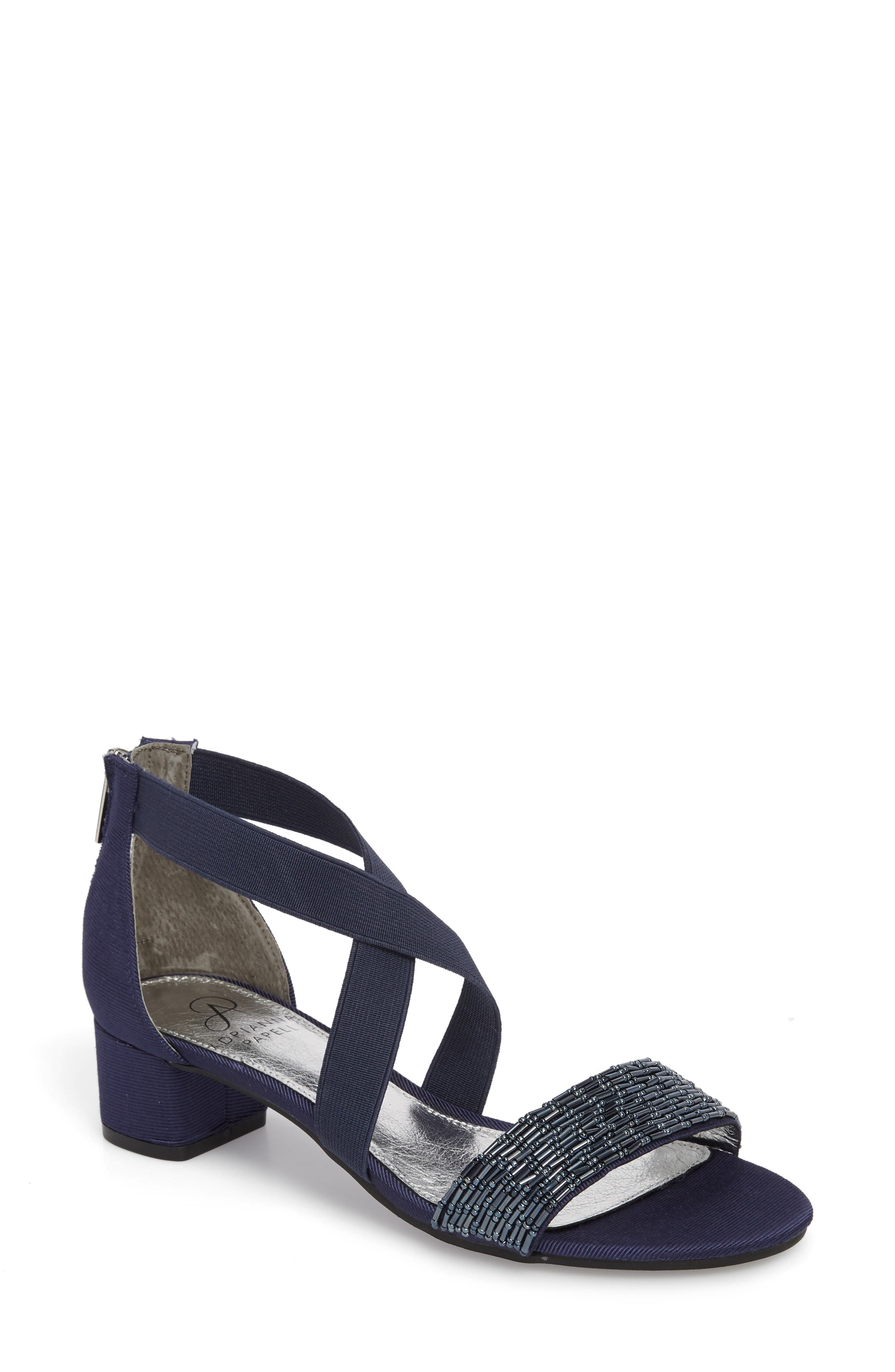 Adrianna Papell Teagen Block Heel Sandal (Women)