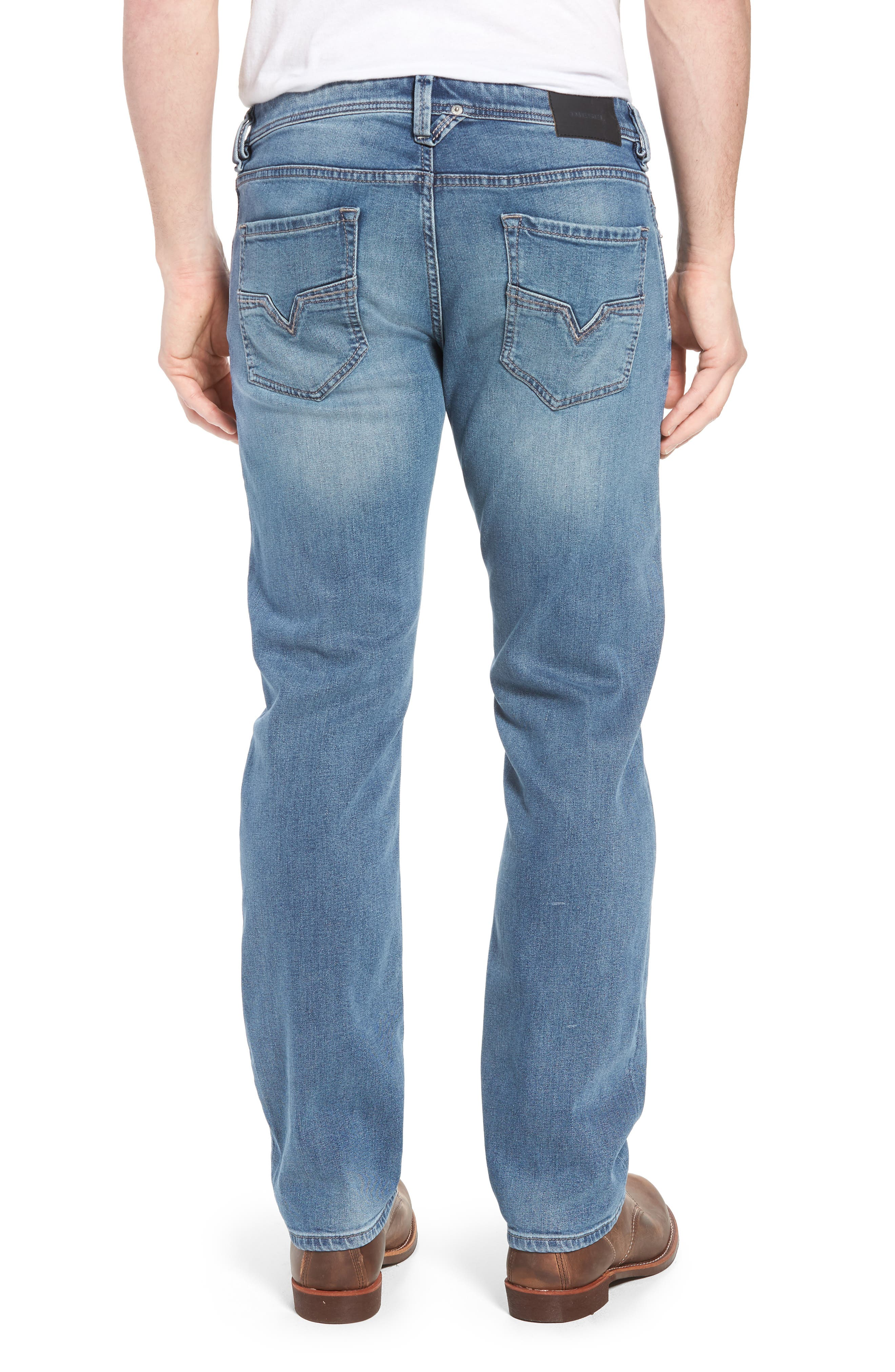 Larkee Relaxed Fit Jeans,                             Alternate thumbnail 2, color,                             084Rb