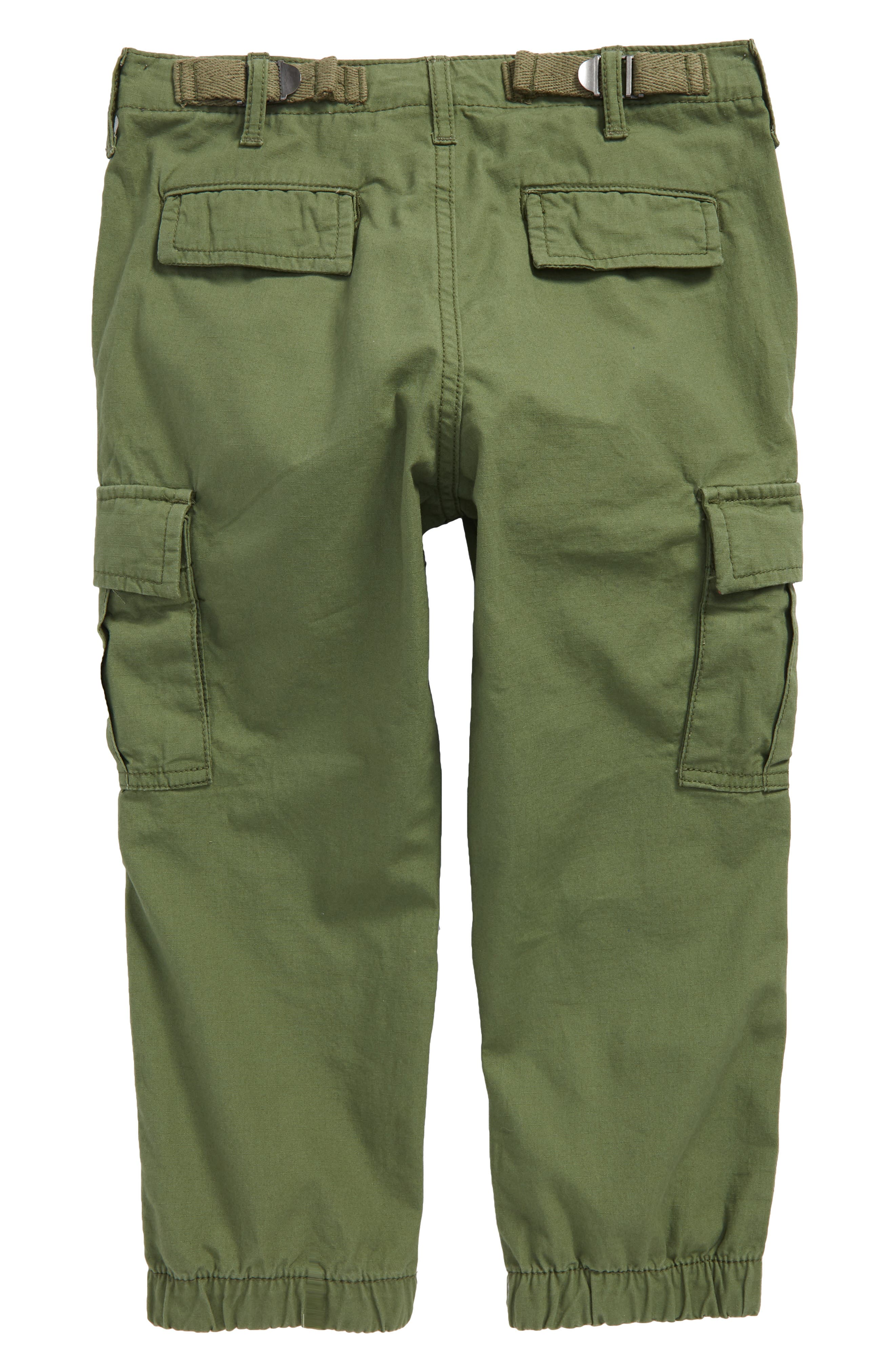 Cargo Pants,                             Alternate thumbnail 2, color,                             Green Agave