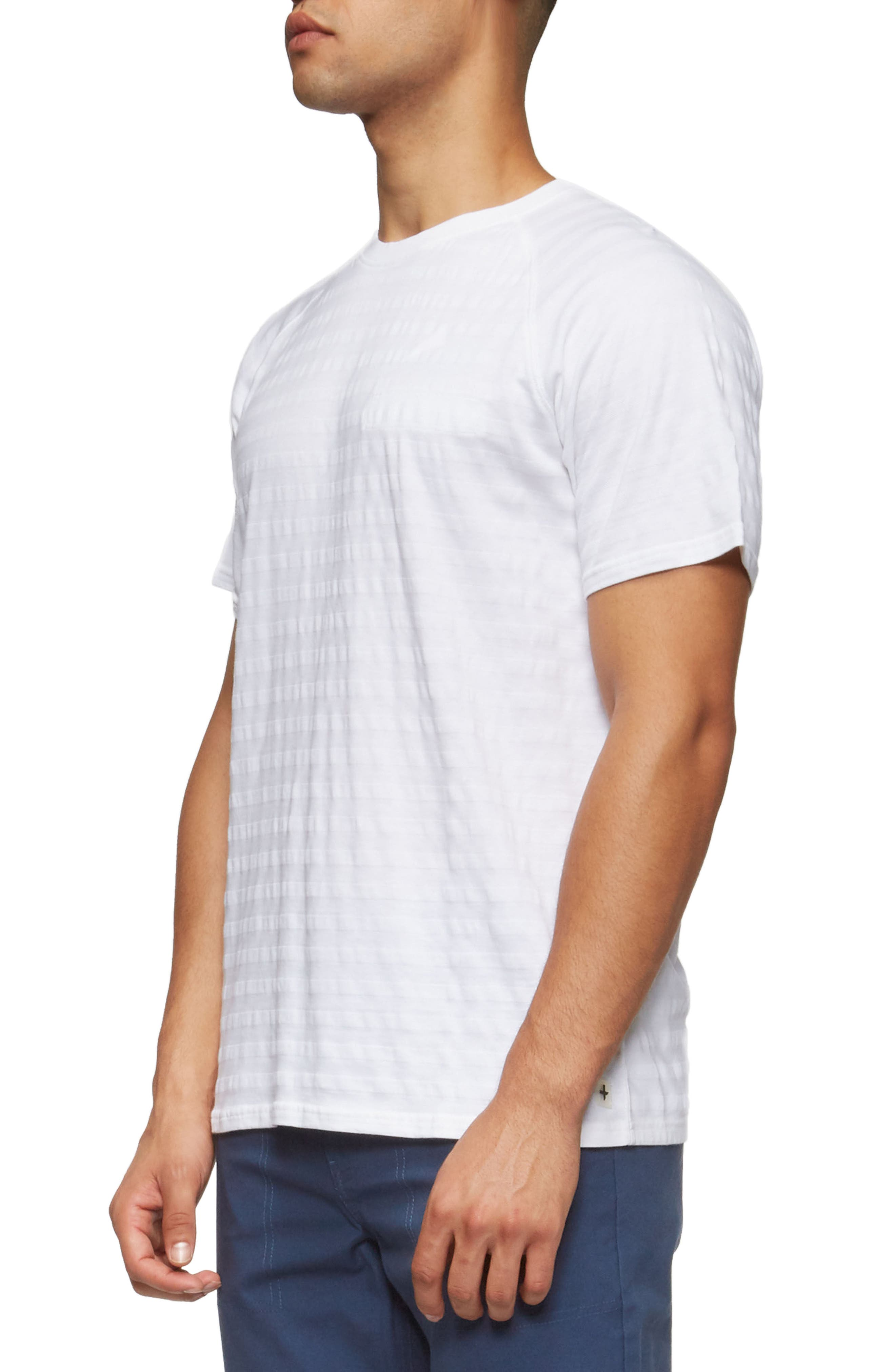 Modus T-Shirt,                             Alternate thumbnail 3, color,                             White