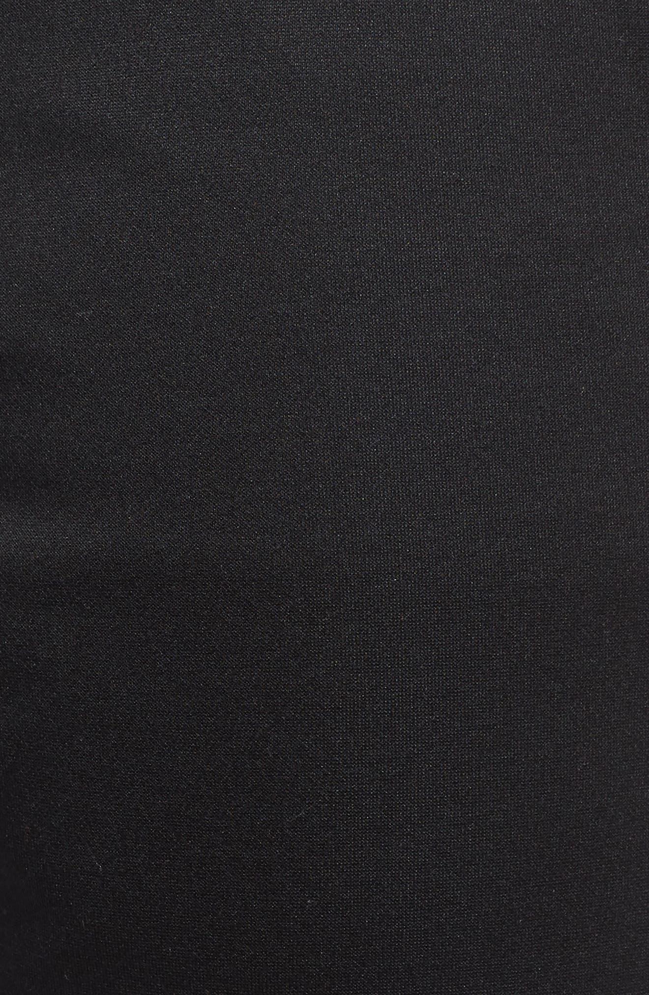 NSW Tribute Jogger Pants,                             Alternate thumbnail 5, color,                             Black/ White/ White