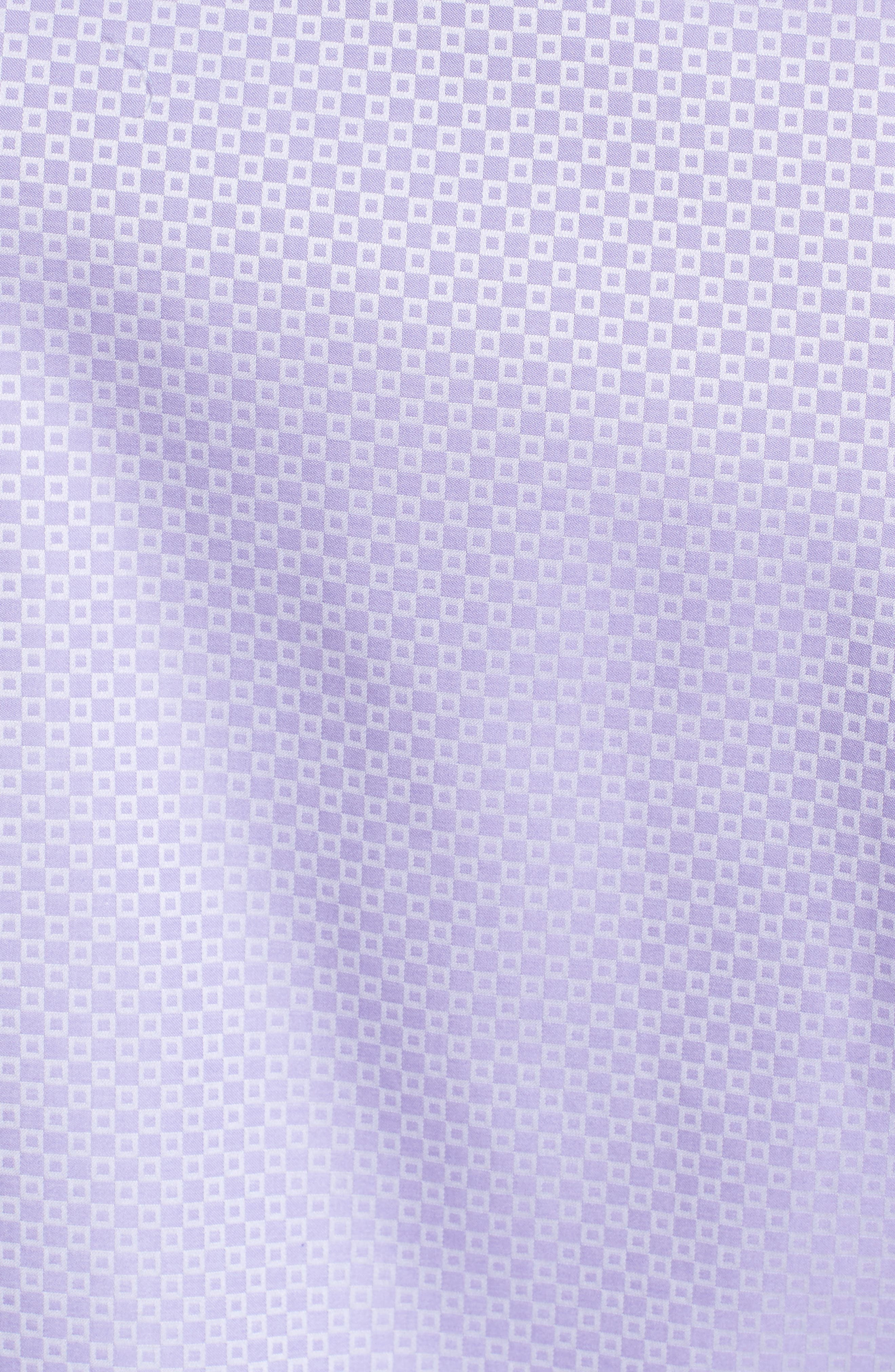Woven Sport Shirt,                             Alternate thumbnail 5, color,                             Lavender