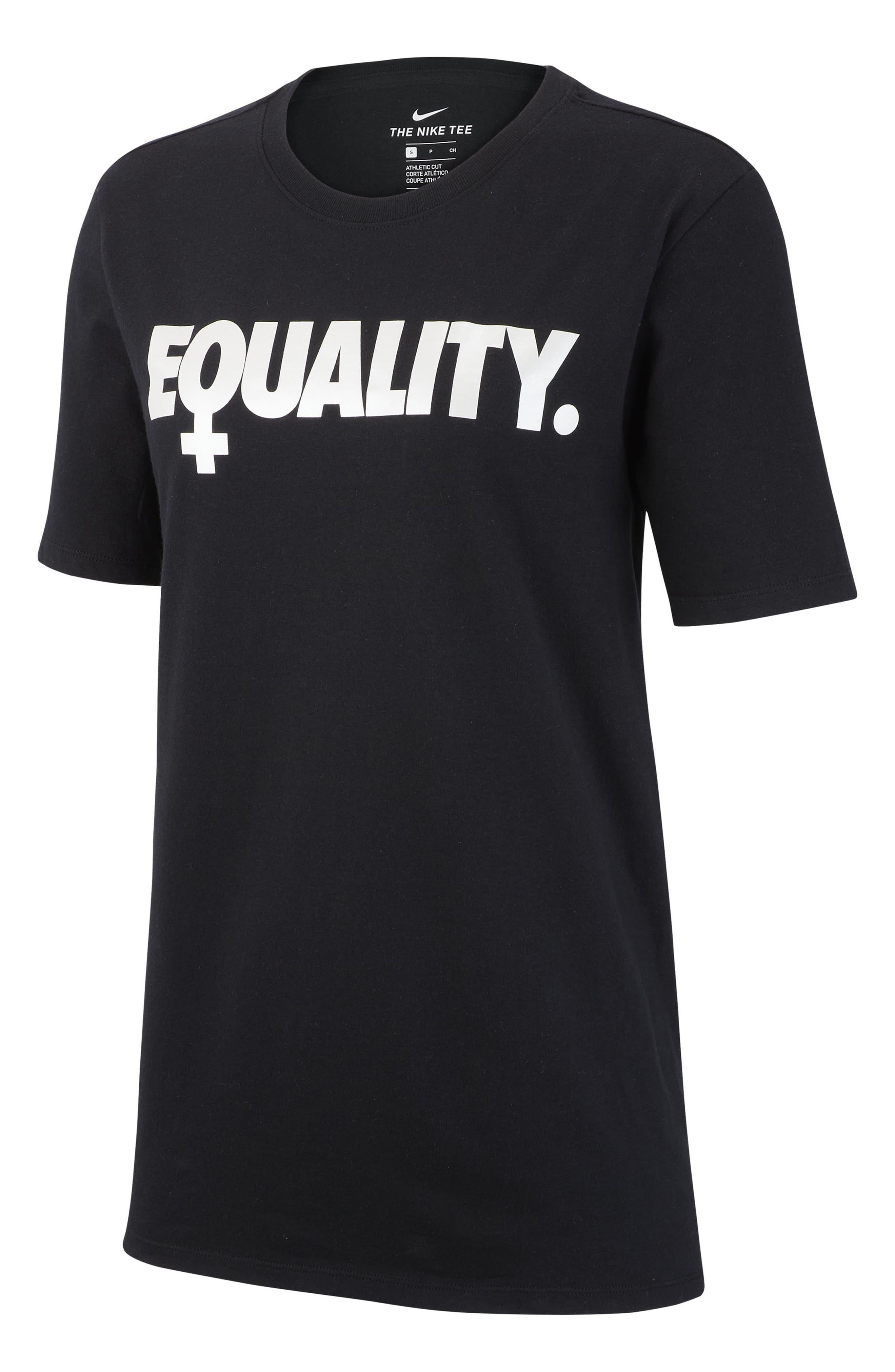 Nike Sportswear Equality T-Shirt