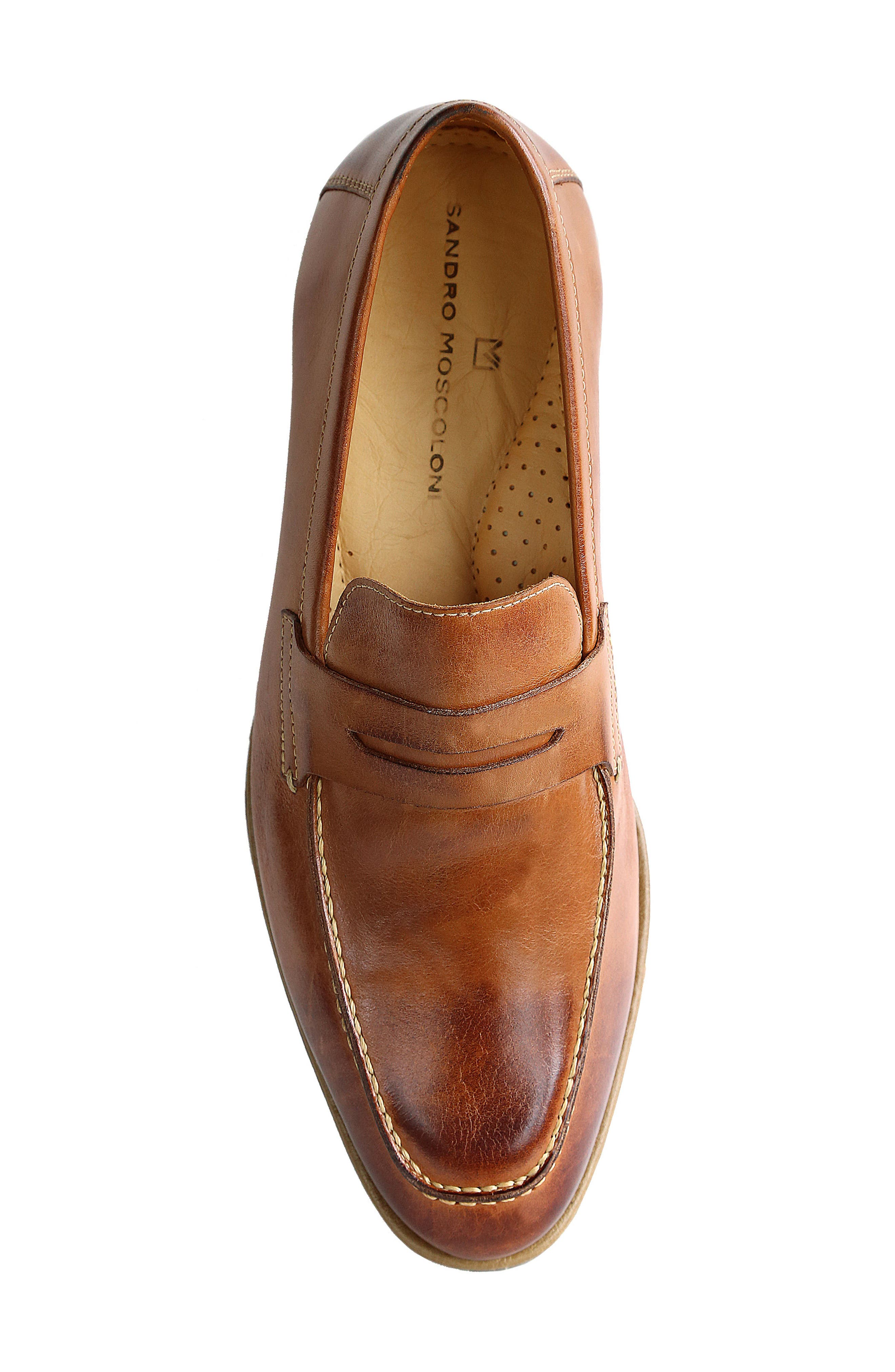 Murray Penny Loafer,                             Alternate thumbnail 5, color,                             Tan