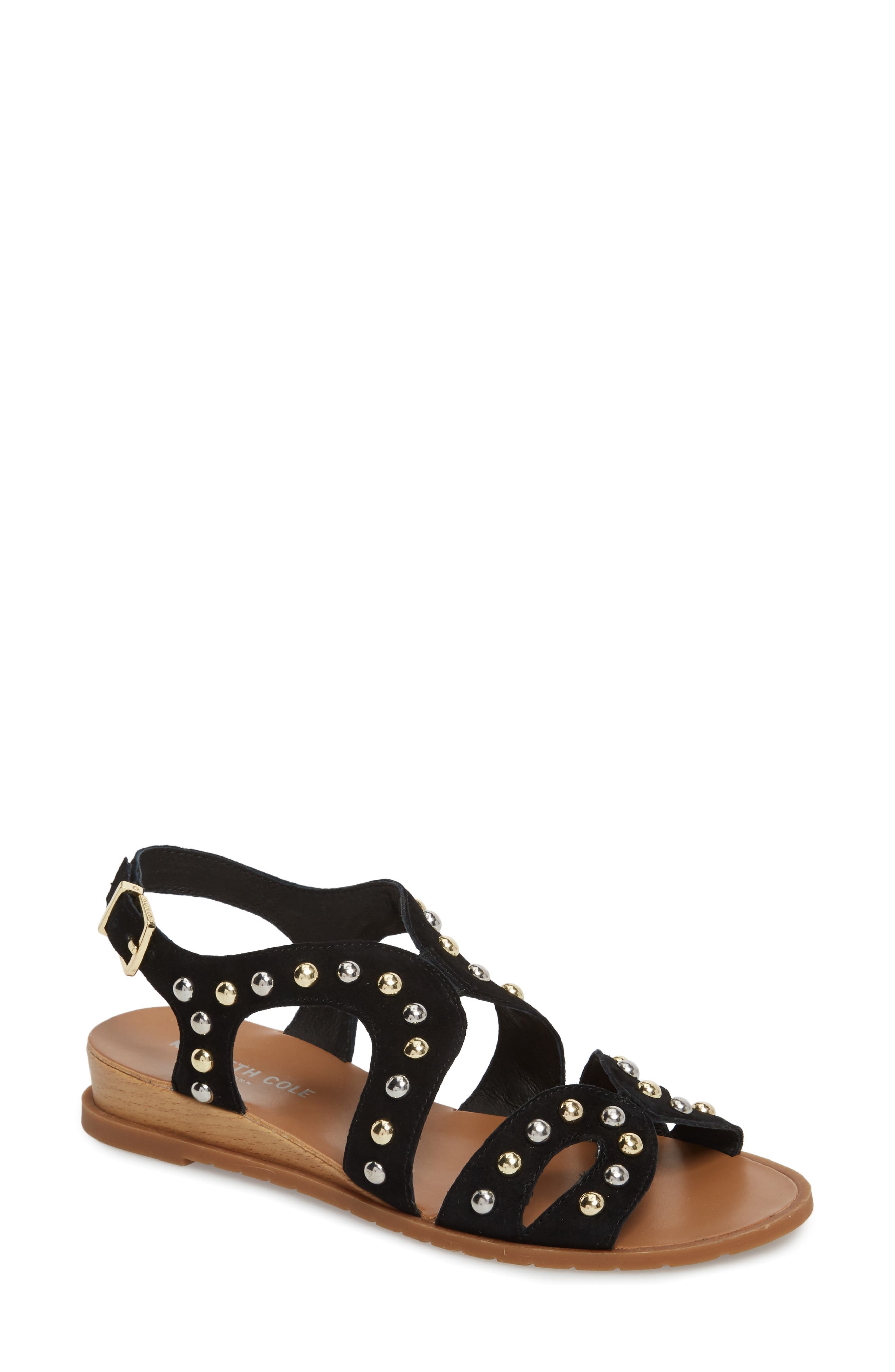 Kenneth Cole New York Jules Stud Sandal (Women)