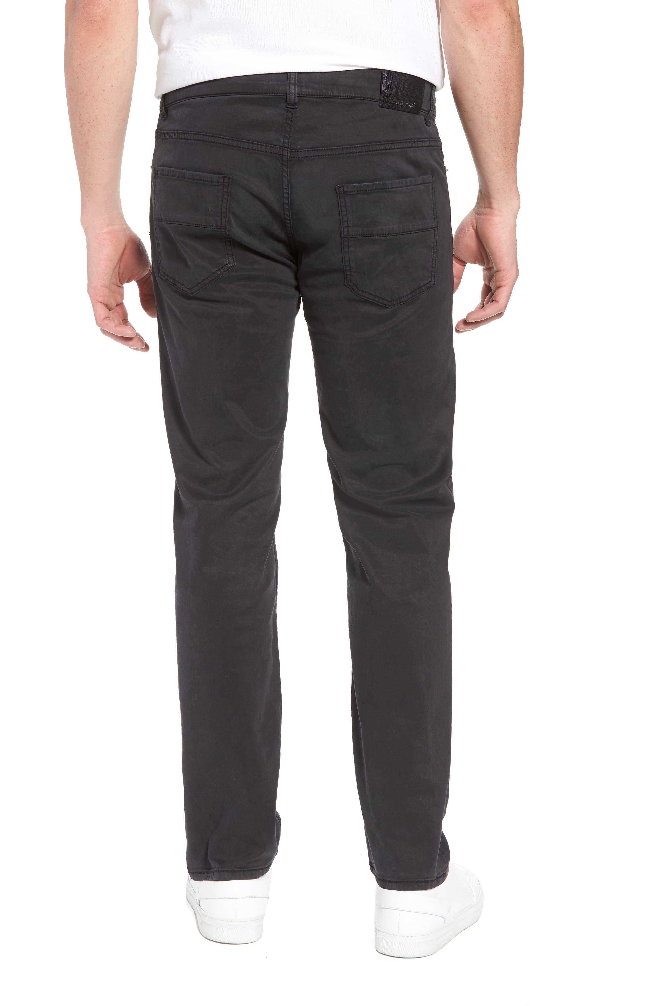 Alternate Image 2  - Bugatchi Trim Fit Pants