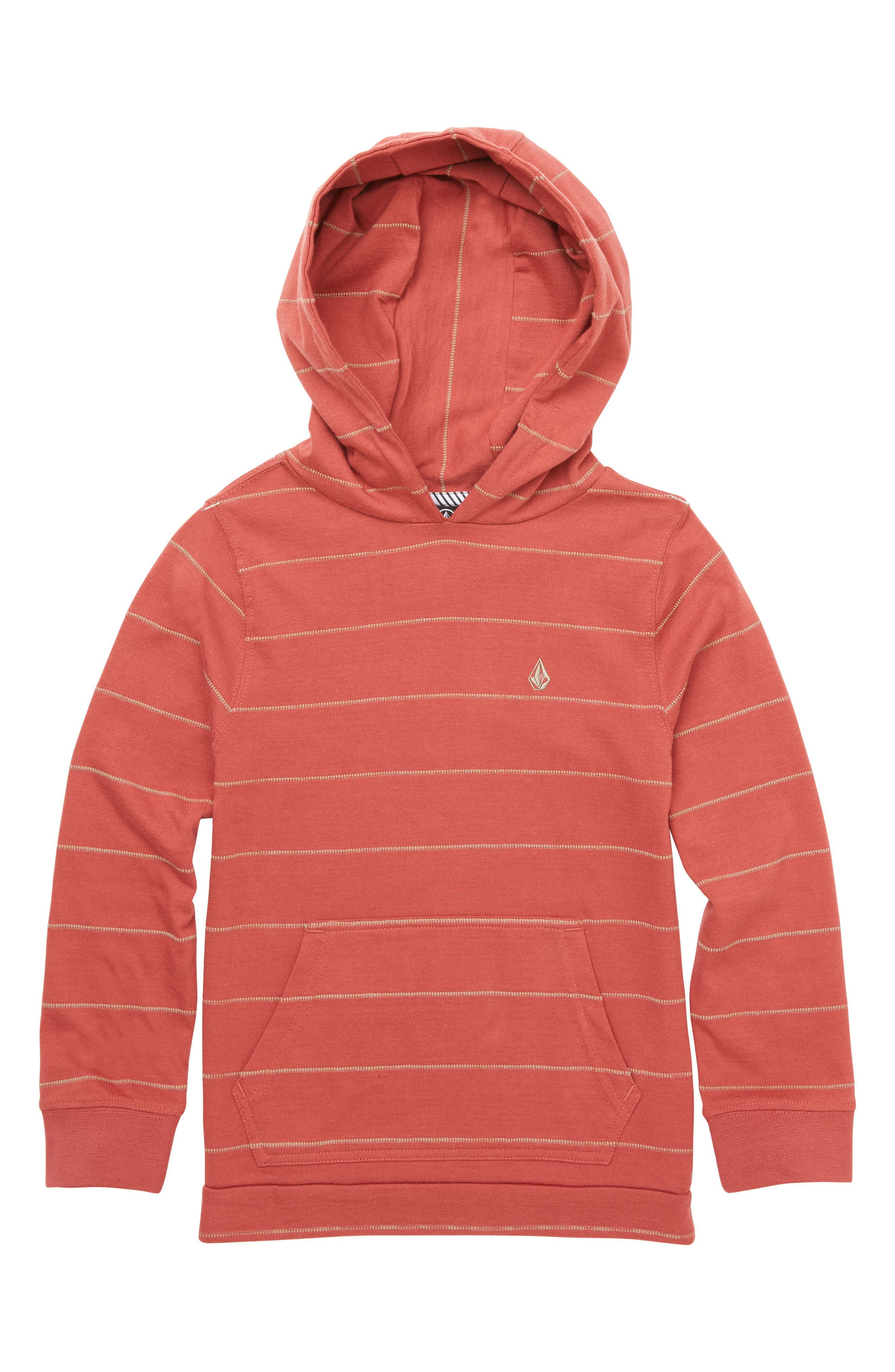Wallace Knit Hoodie,                             Main thumbnail 1, color,                             Dead Rose