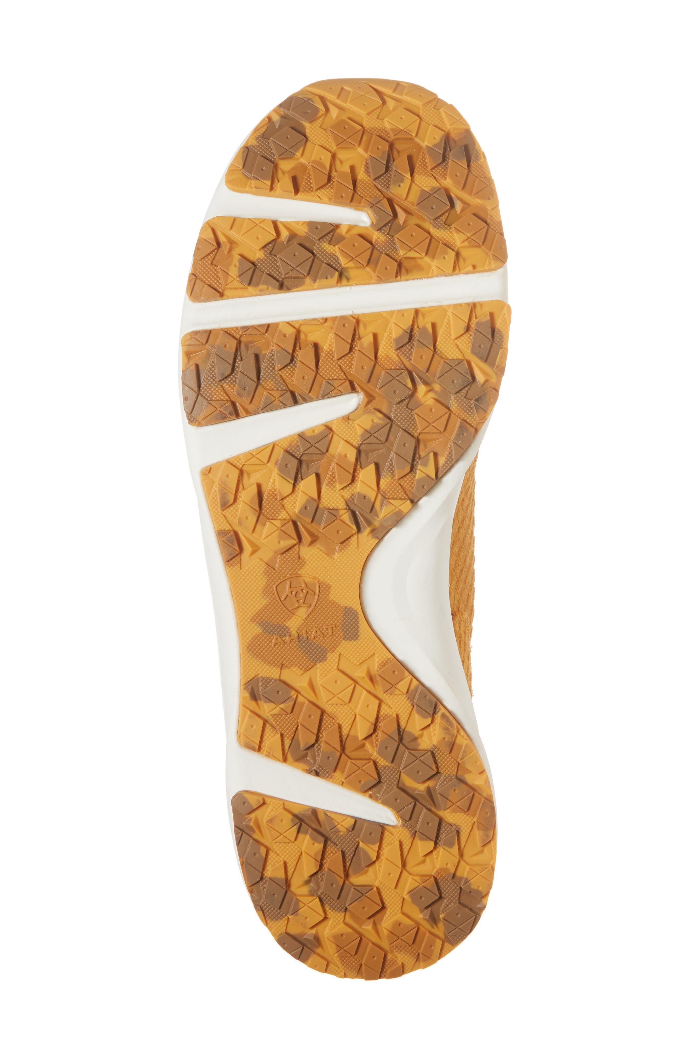 Fusion Sneaker,                             Alternate thumbnail 6, color,                             Fiery Zilla