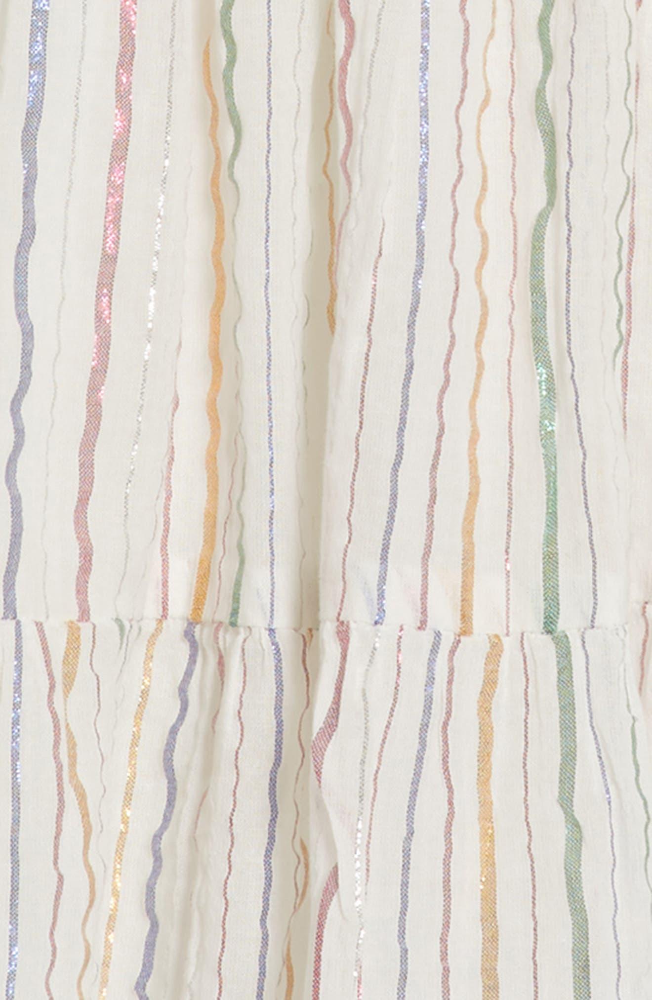 Sienna Dress,                             Alternate thumbnail 3, color,                             Rose Gold
