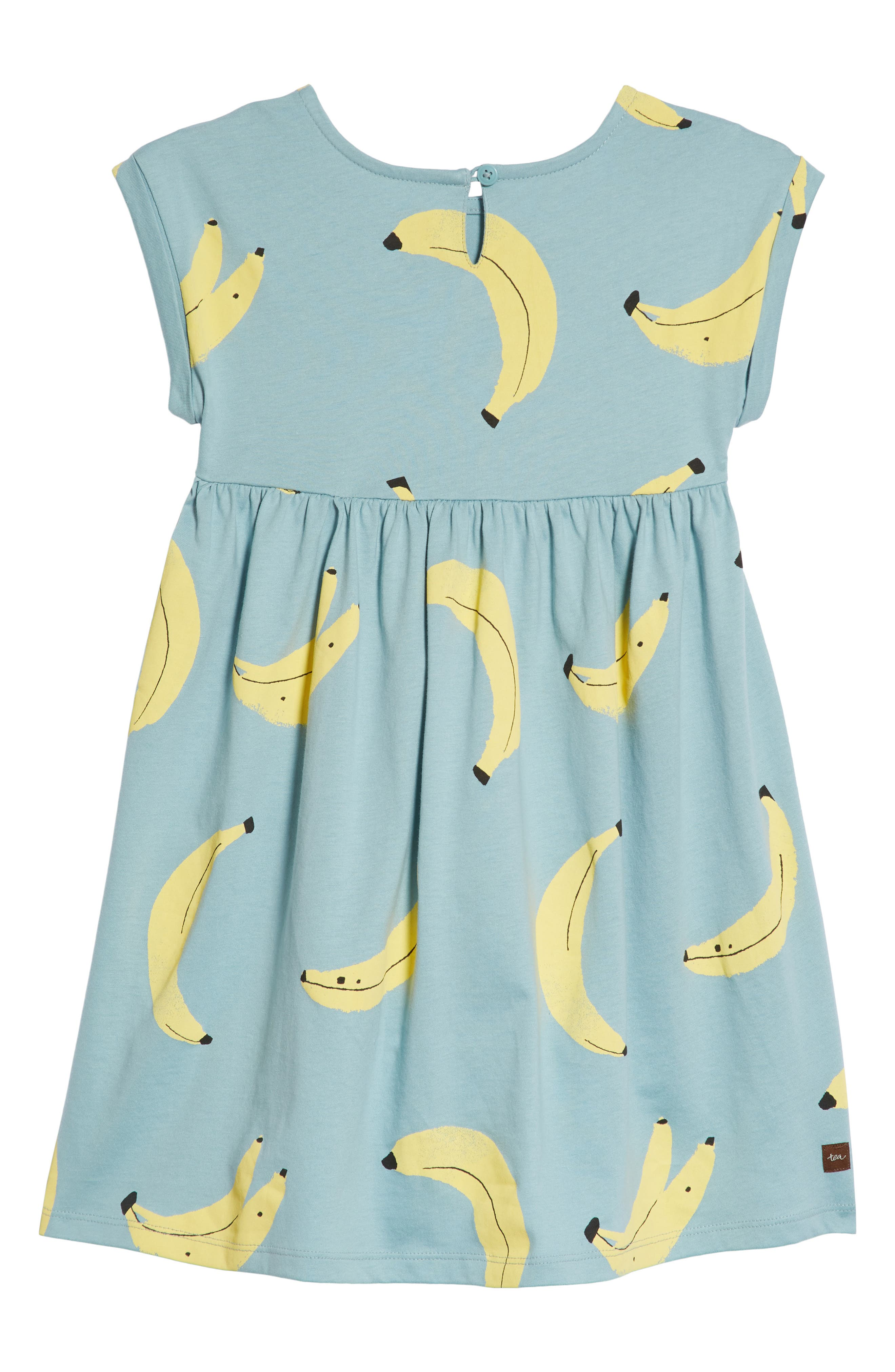Alternate Image 2  - Tea Collection Print Dress (Toddler Girls, Little Girls & Big Girls)