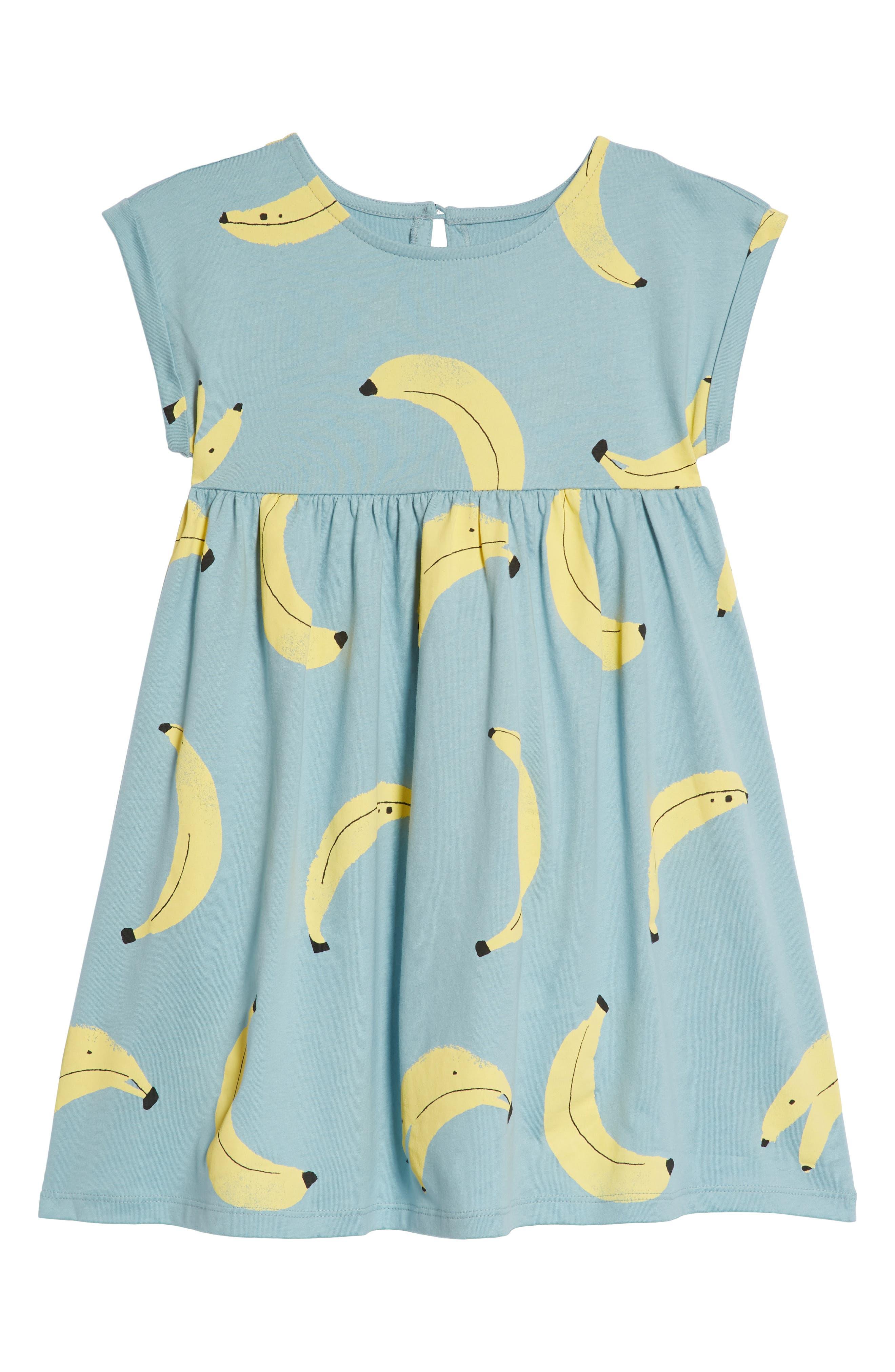 Main Image - Tea Collection Print Dress (Toddler Girls, Little Girls & Big Girls)