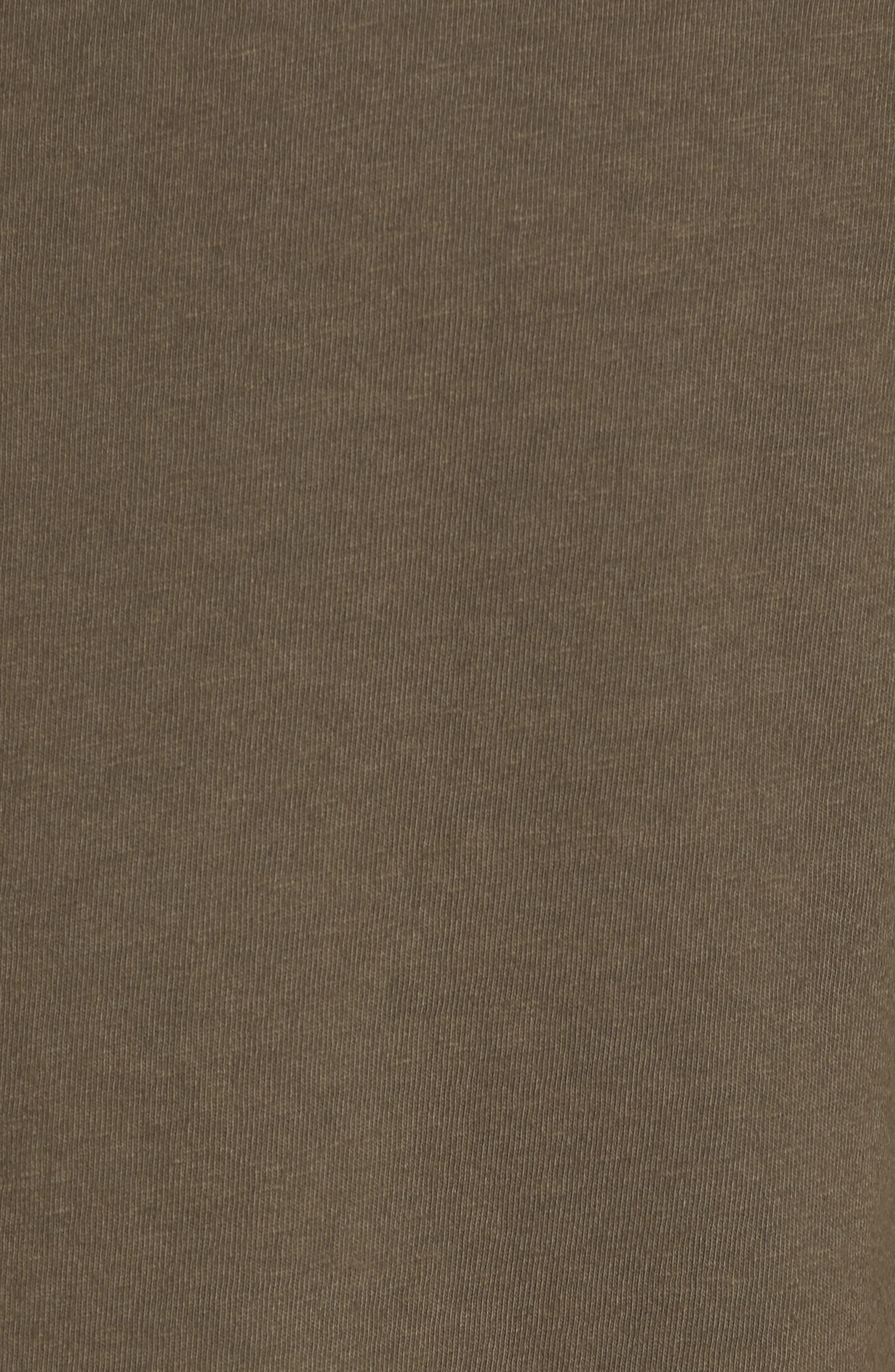 Pocket T-Shirt,                             Alternate thumbnail 5, color,                             Olive