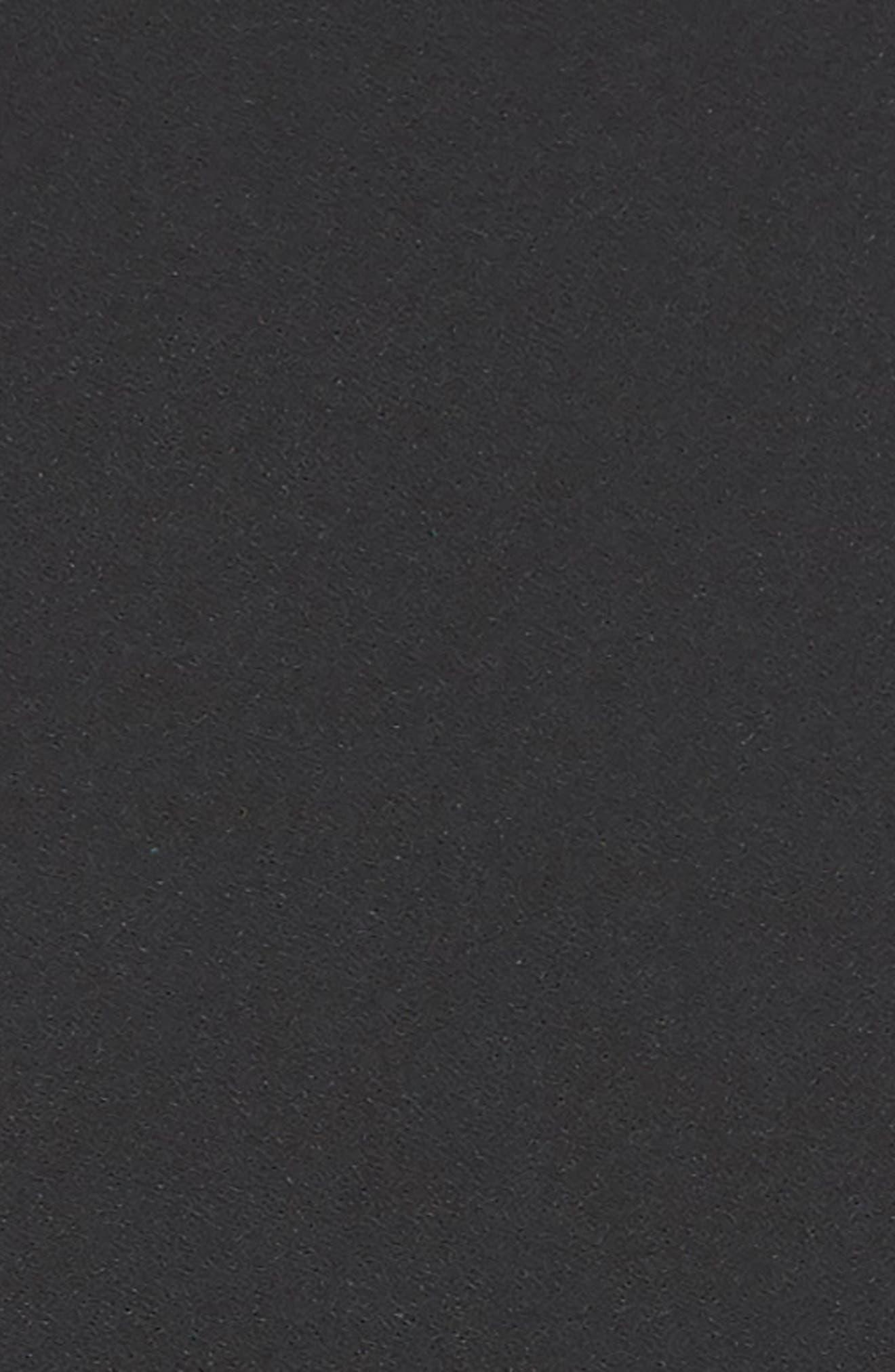 Crop Jumpsuit,                             Alternate thumbnail 5, color,                             Black