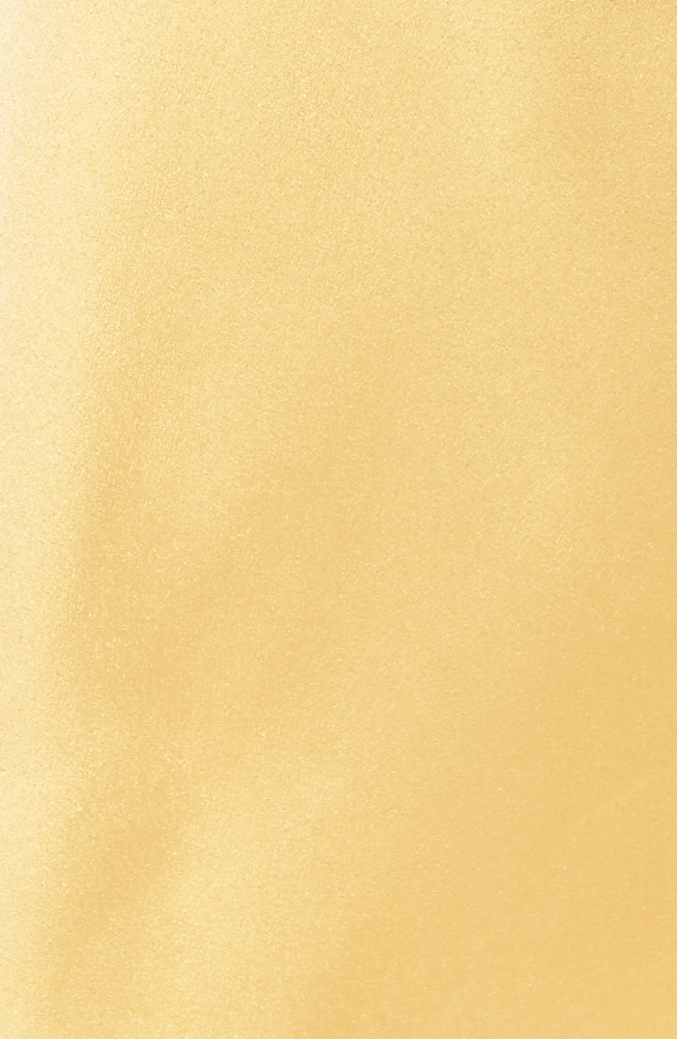 Deconstructed Tea Dress,                             Alternate thumbnail 6, color,                             Yellow