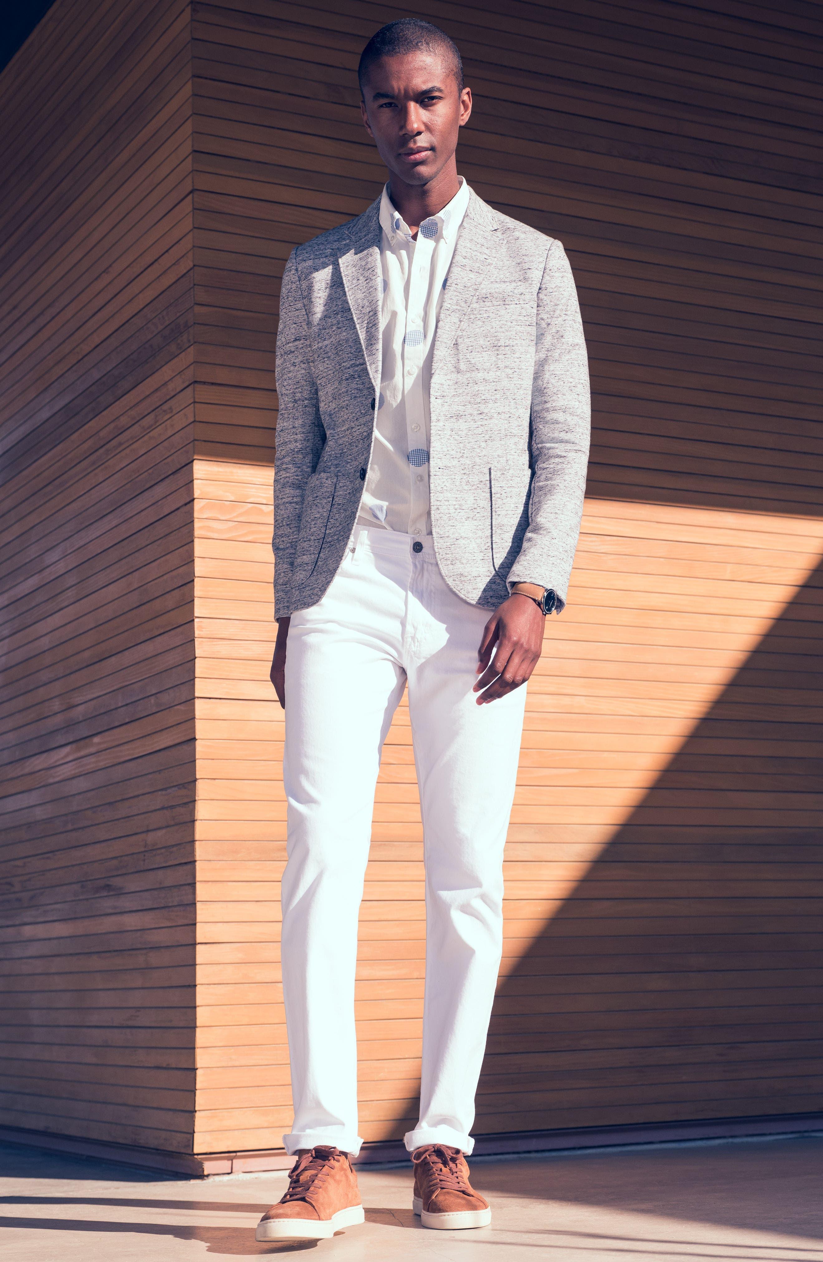 Alternate Image 9  - AG Tellis SUD Modern Slim Stretch Twill Pants