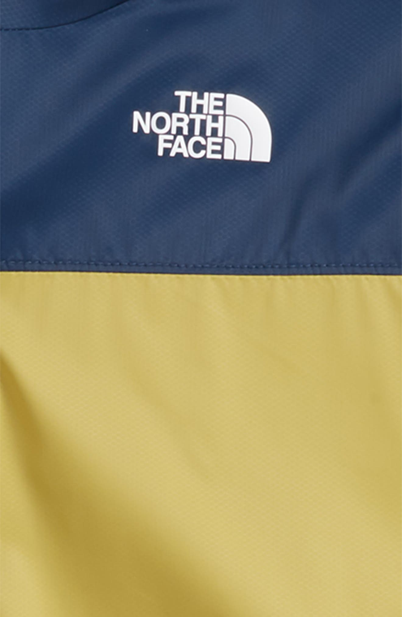 Alternate Image 2  - The North Face Flurry Hooded Windbreaker (Big Girls)