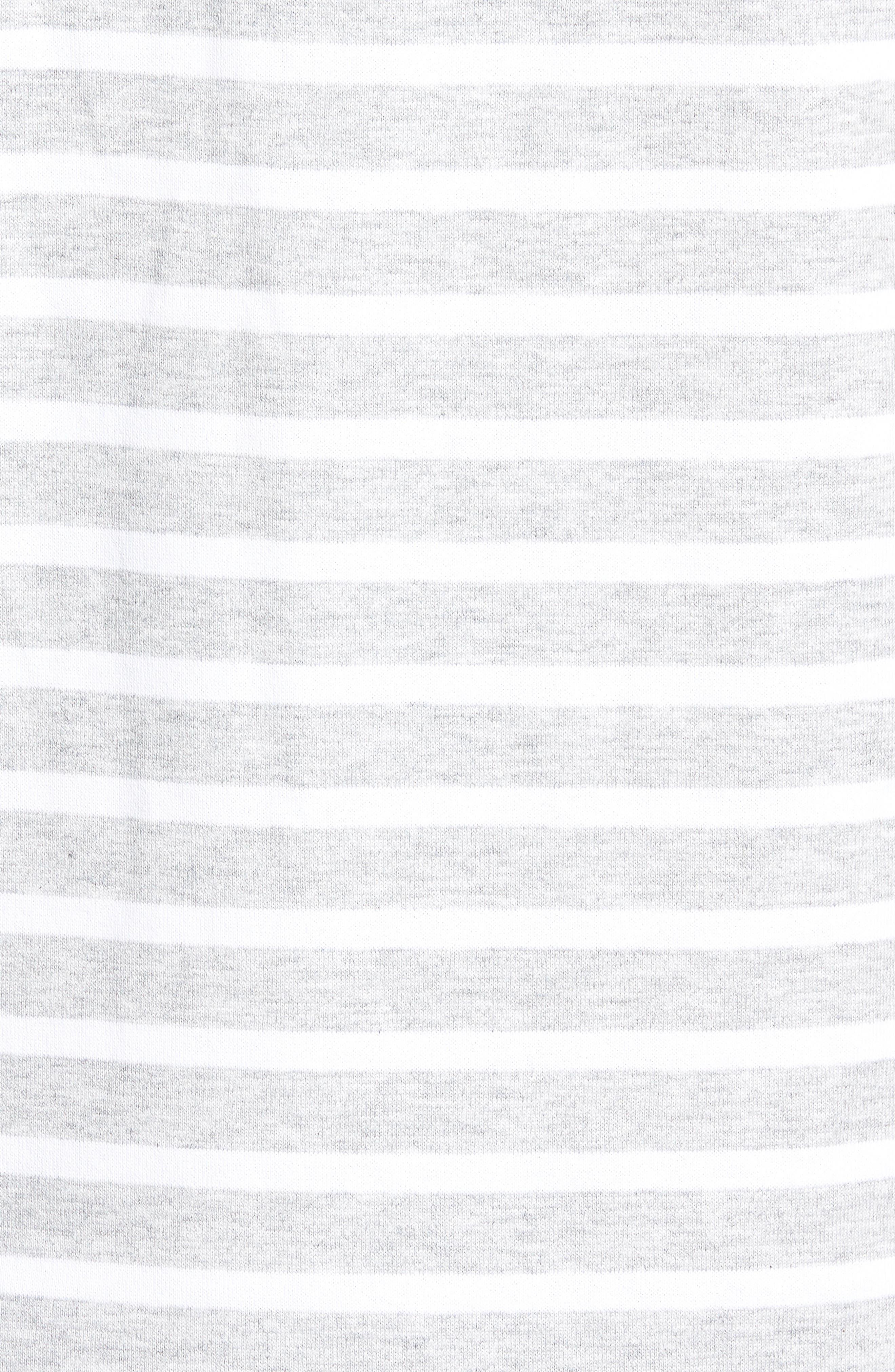 Tessler Slim Fit Crewneck T-Shirt,                             Alternate thumbnail 5, color,                             Grey