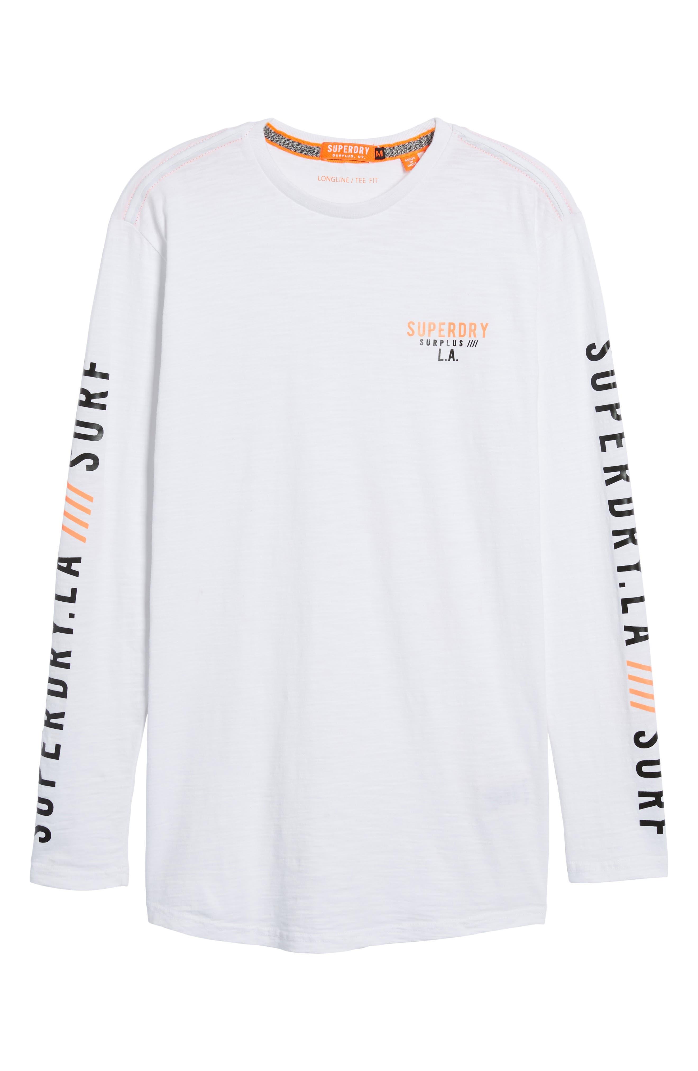Alternate Image 6  - Superdry Surplus Goods T-Shirt