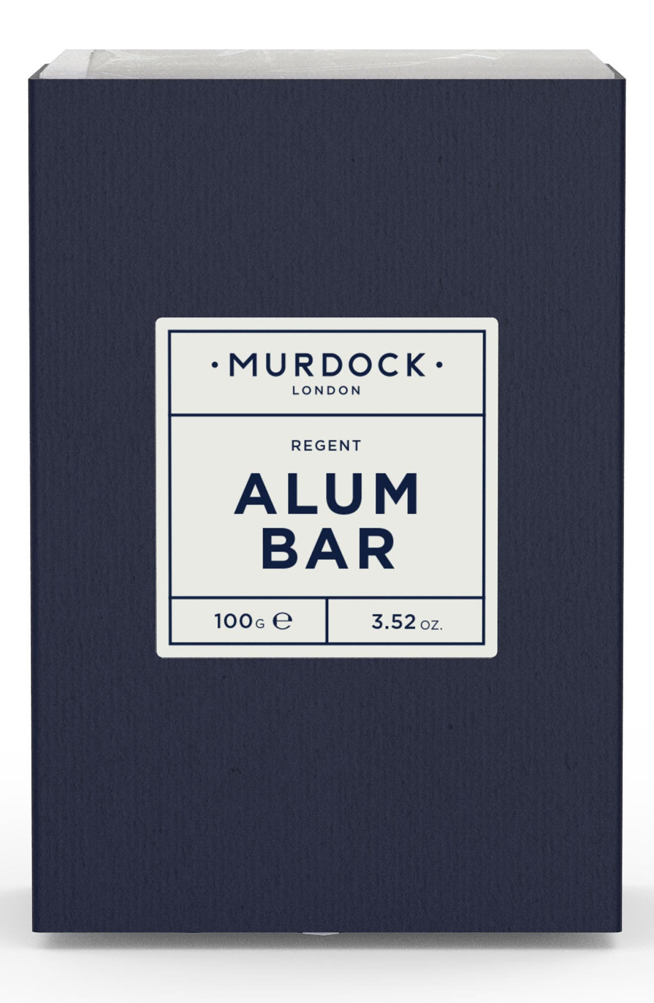 MURDOCK LONDON Alum Bar