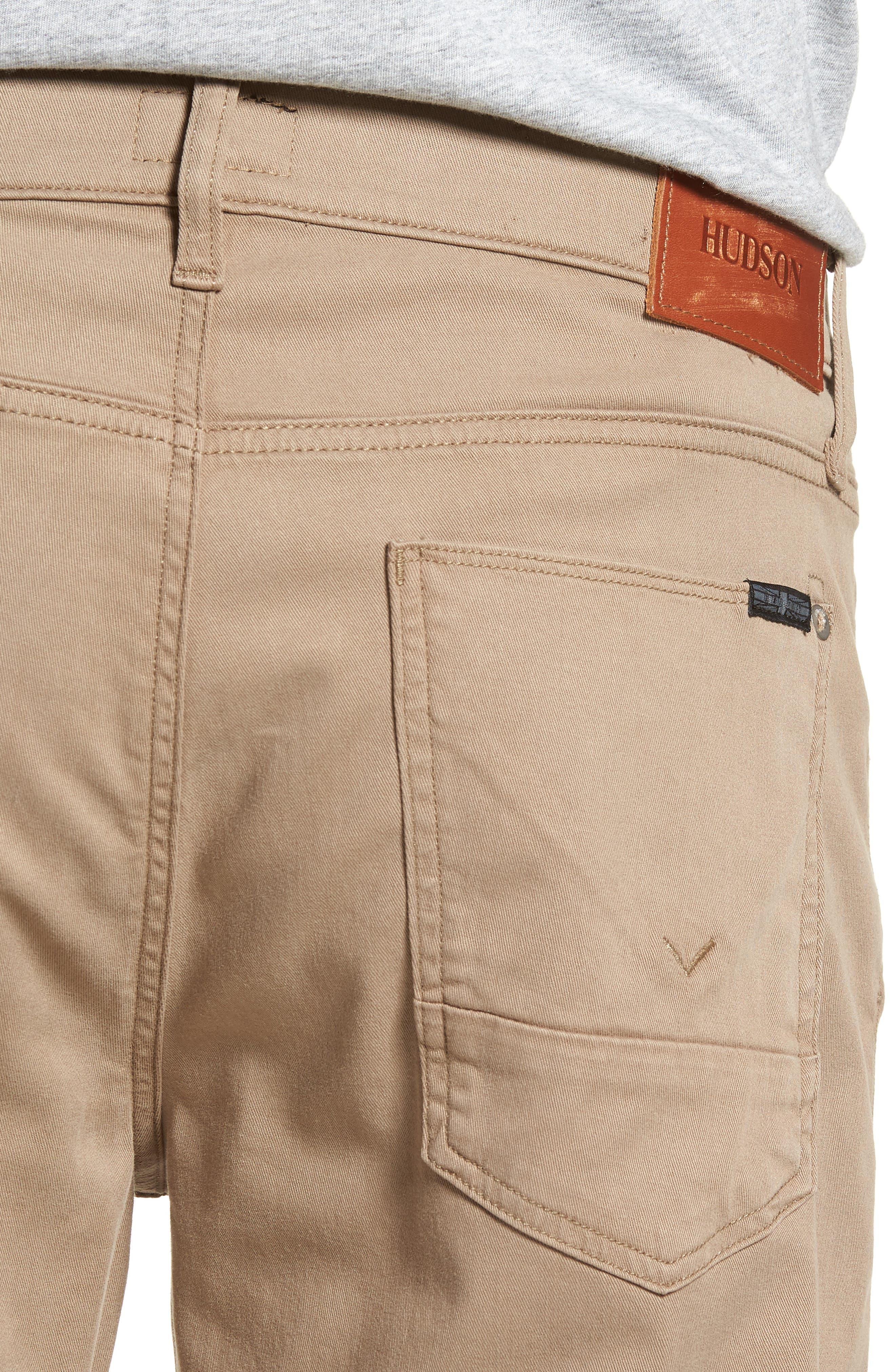 Blake Slim Fit Jeans,                             Alternate thumbnail 4, color,                             Sandman