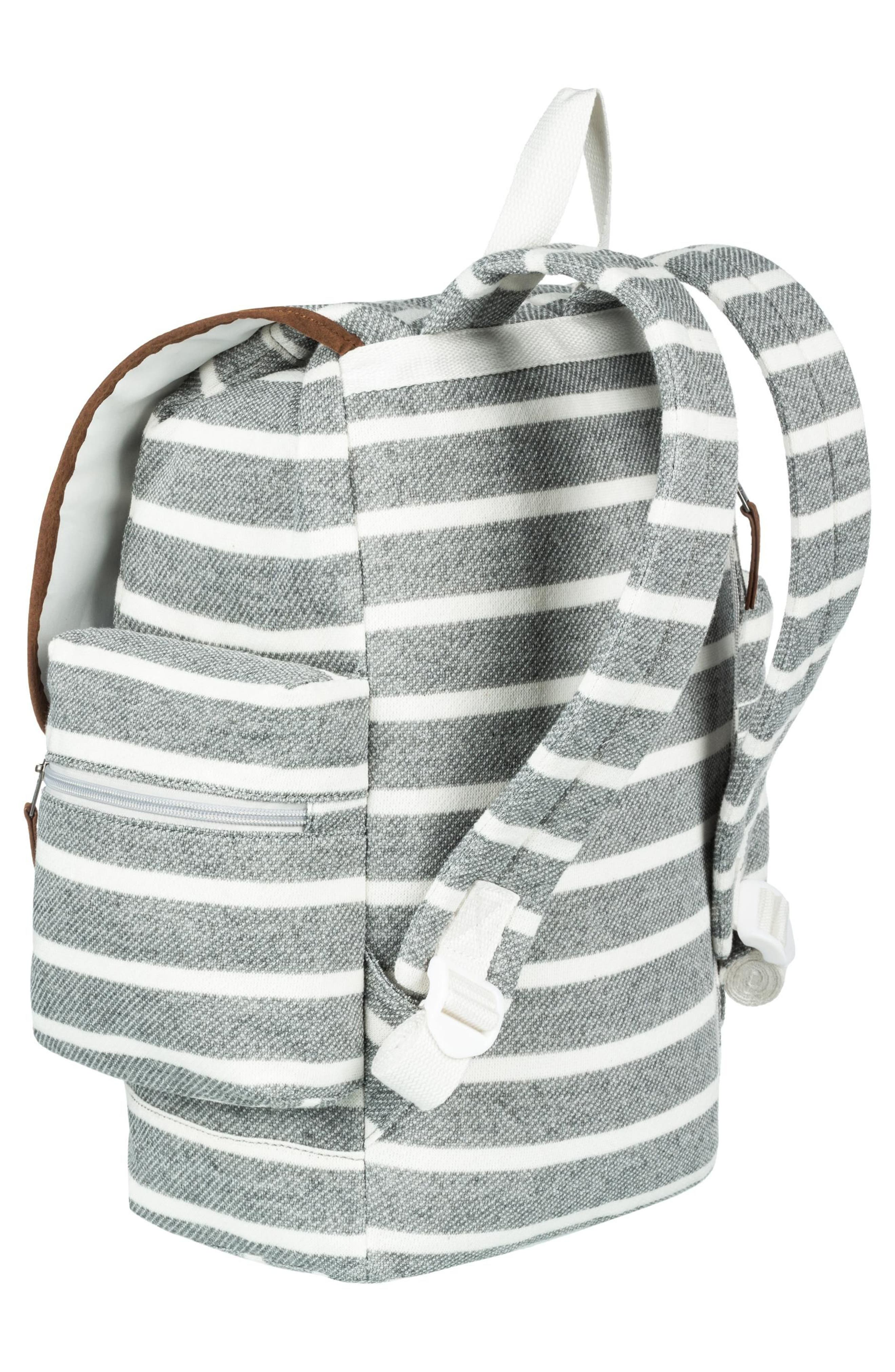 Free for Sun Fleece Backpack,                             Alternate thumbnail 2, color,                             Heritage Heather