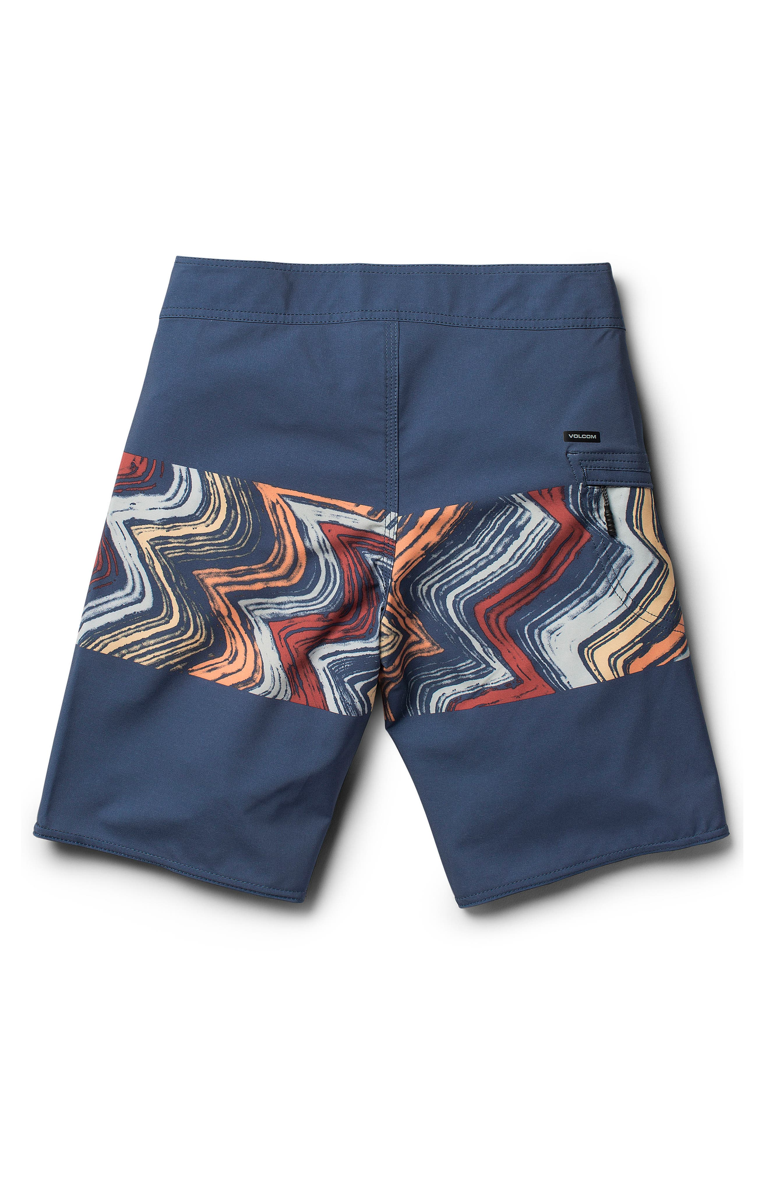 Macaw Board Shorts,                             Alternate thumbnail 2, color,                             Sunburst