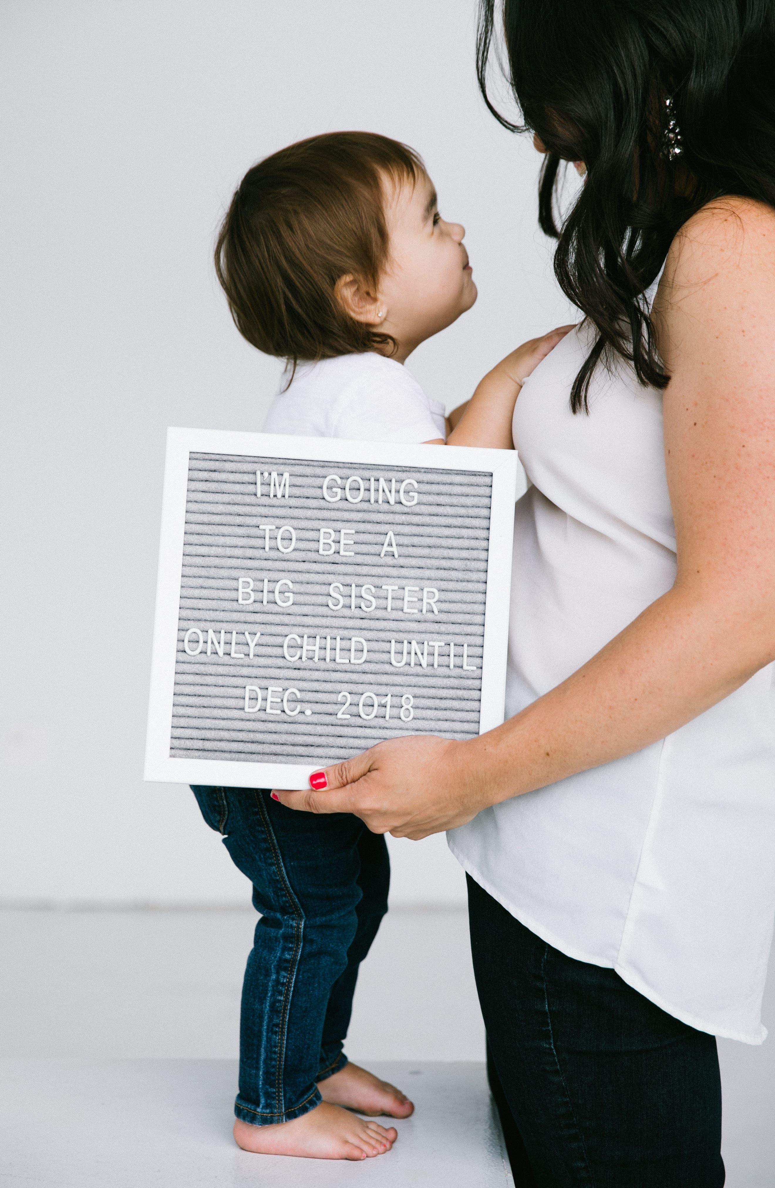 Alternate Image 3  - Pearhead Changeable Felt Letter Board Set
