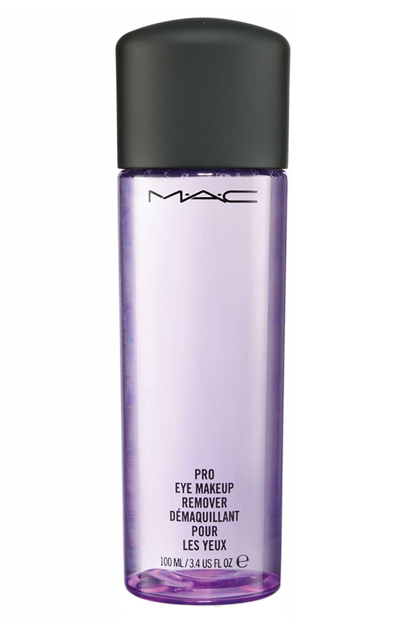 MAC Pro Eye Makeup Remover,                         Main,                         color, No Color