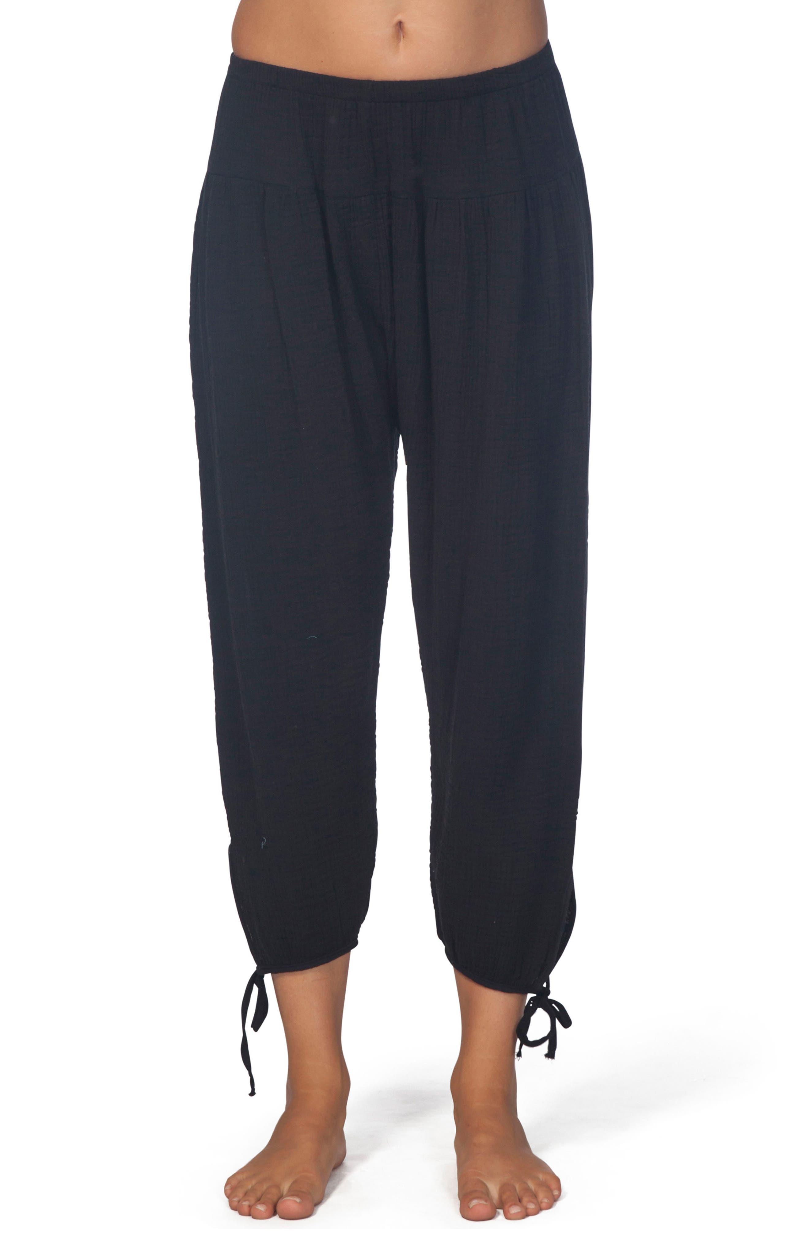 Double Dose Pants,                         Main,                         color, Black