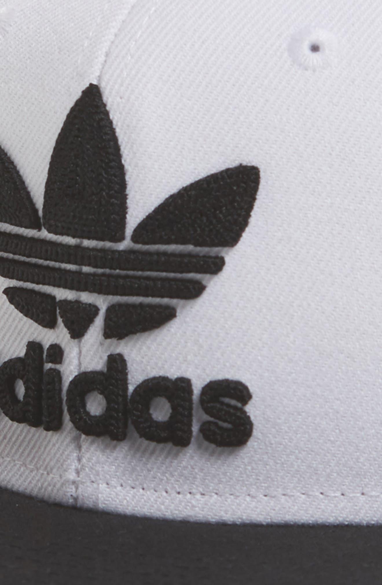 Alternate Image 3  - adidas Originals Snapback Hat (Boys)