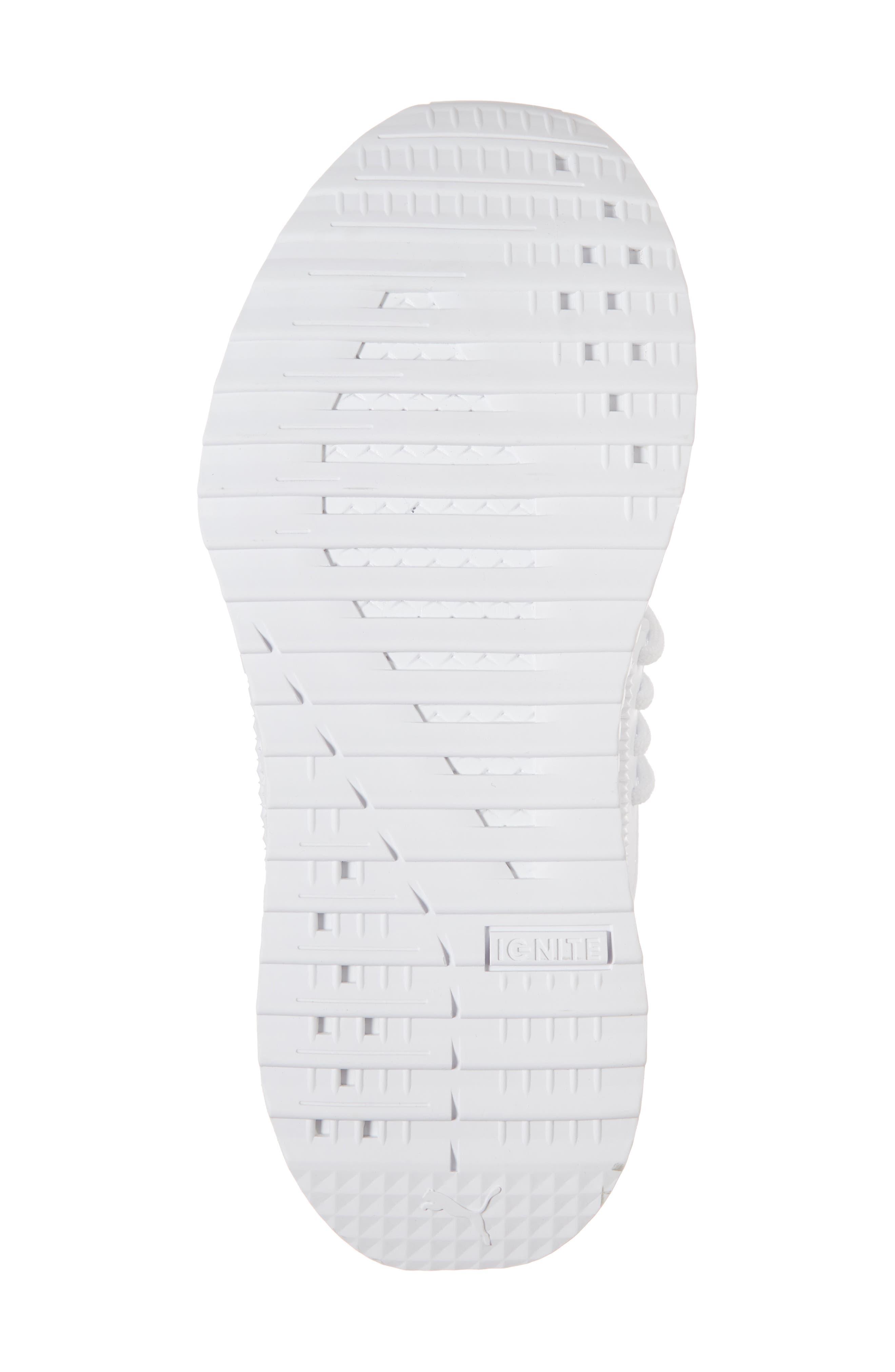 Tsugi Apex Sneaker,                             Alternate thumbnail 6, color,                             White/ White