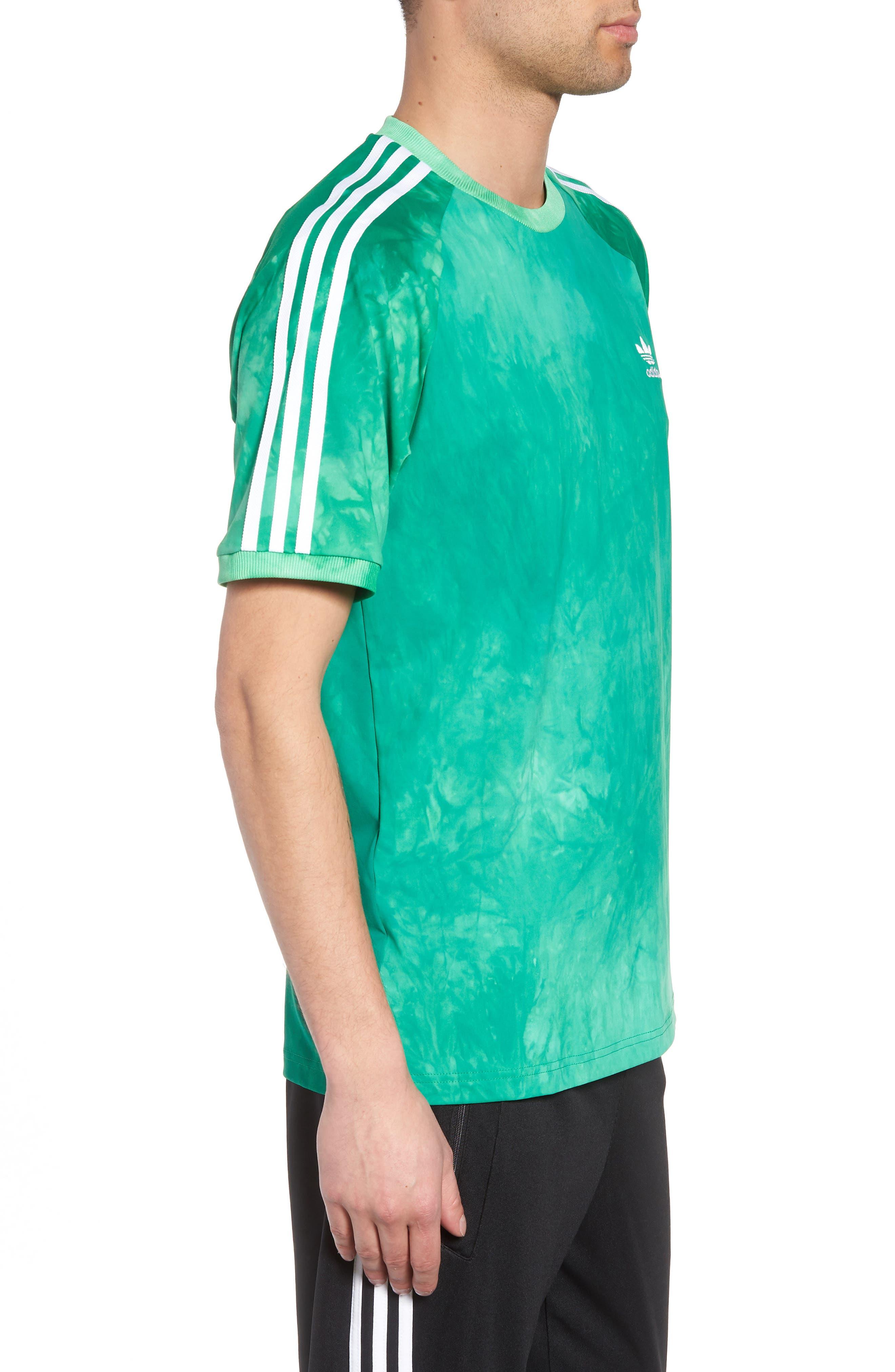 Hu Holi T-Shirt,                             Alternate thumbnail 3, color,                             Green