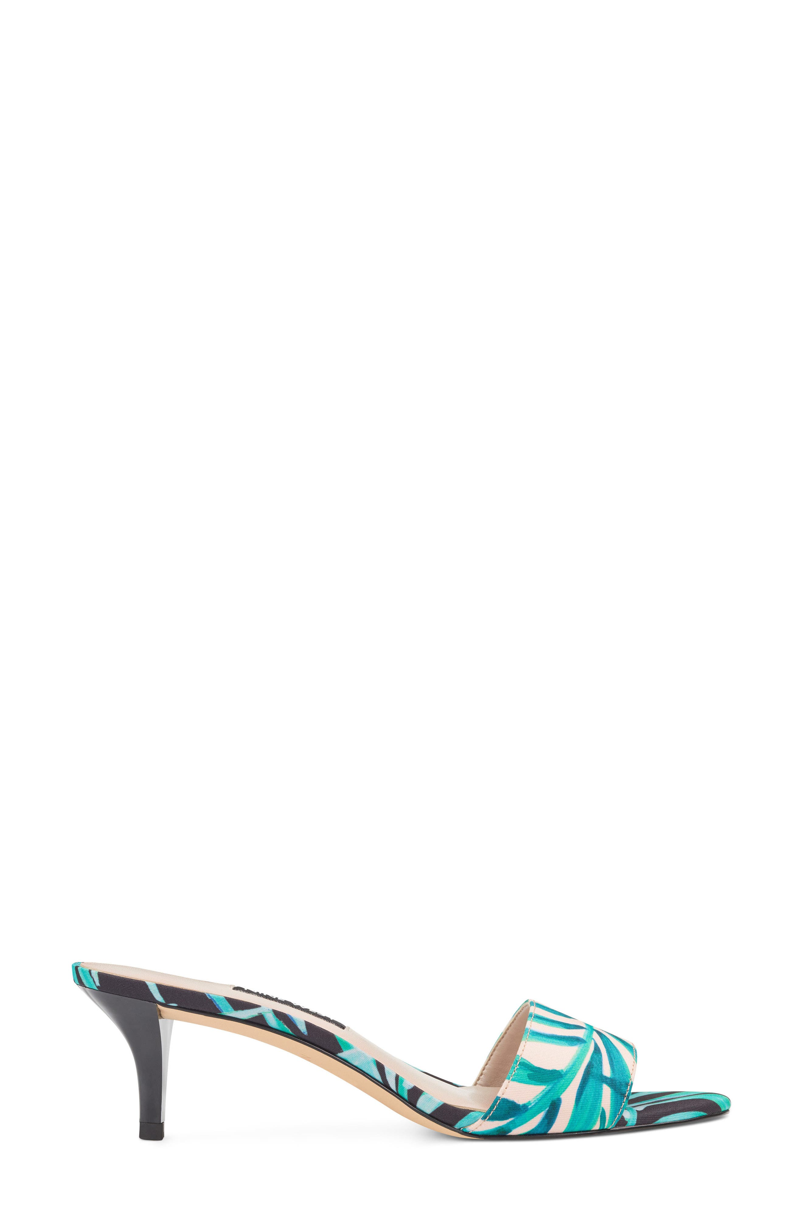 Lynton Sandal,                             Alternate thumbnail 3, color,                             Pink Multi Fabric