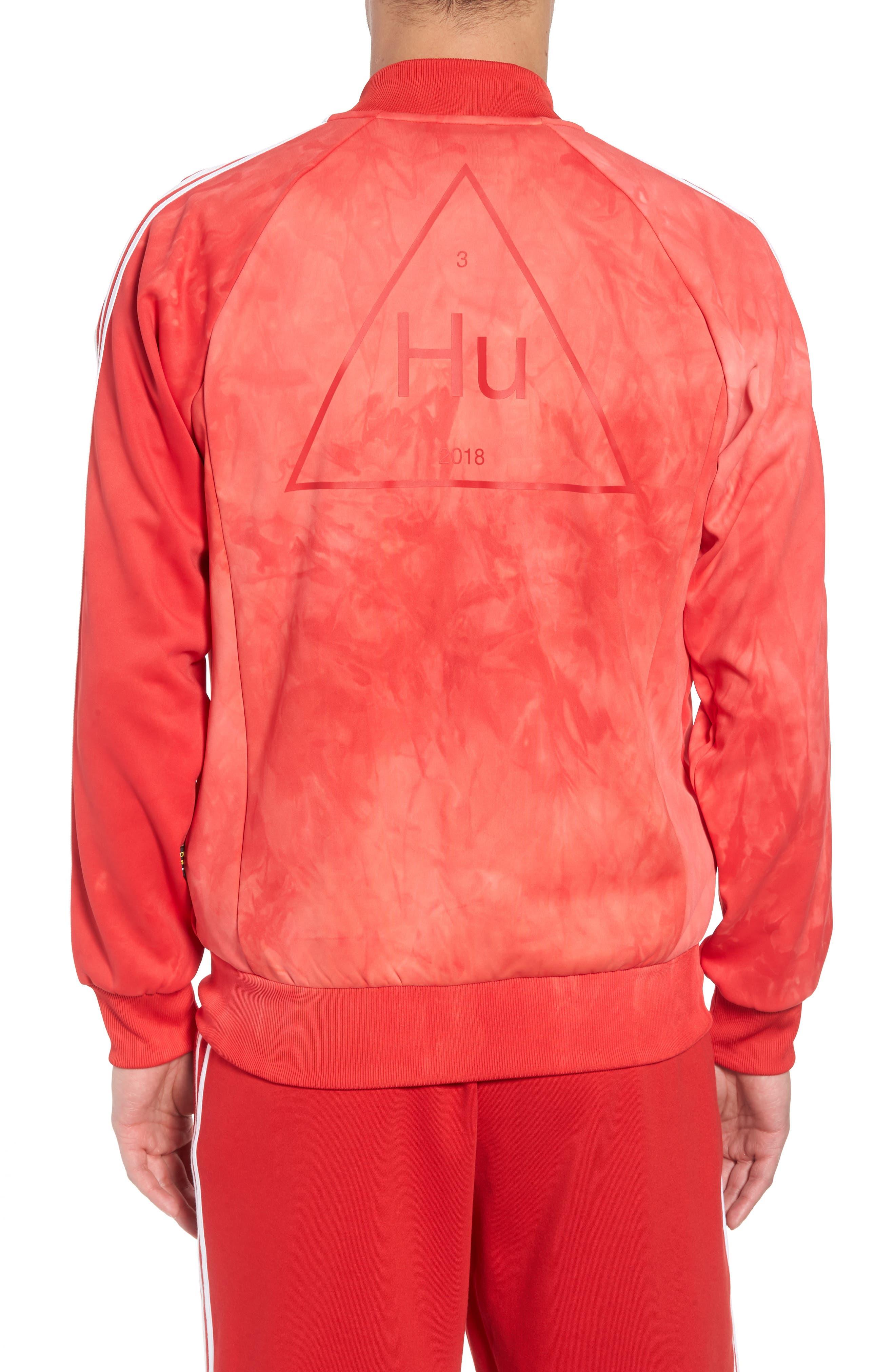 Alternate Image 2  - adidas Originals Hu Holi Track Jacket
