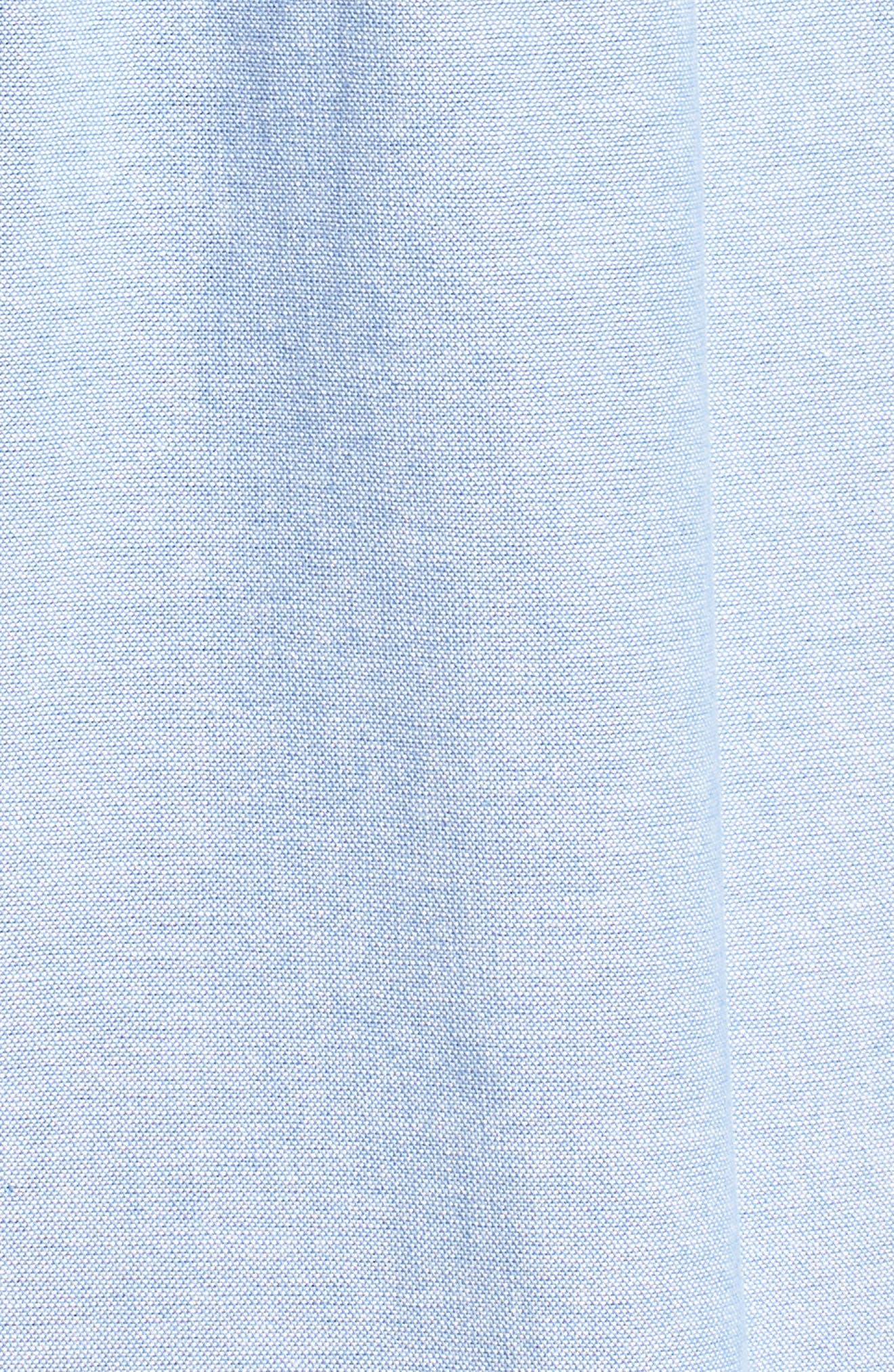 Lucy Dress,                             Alternate thumbnail 6, color,                             Blue