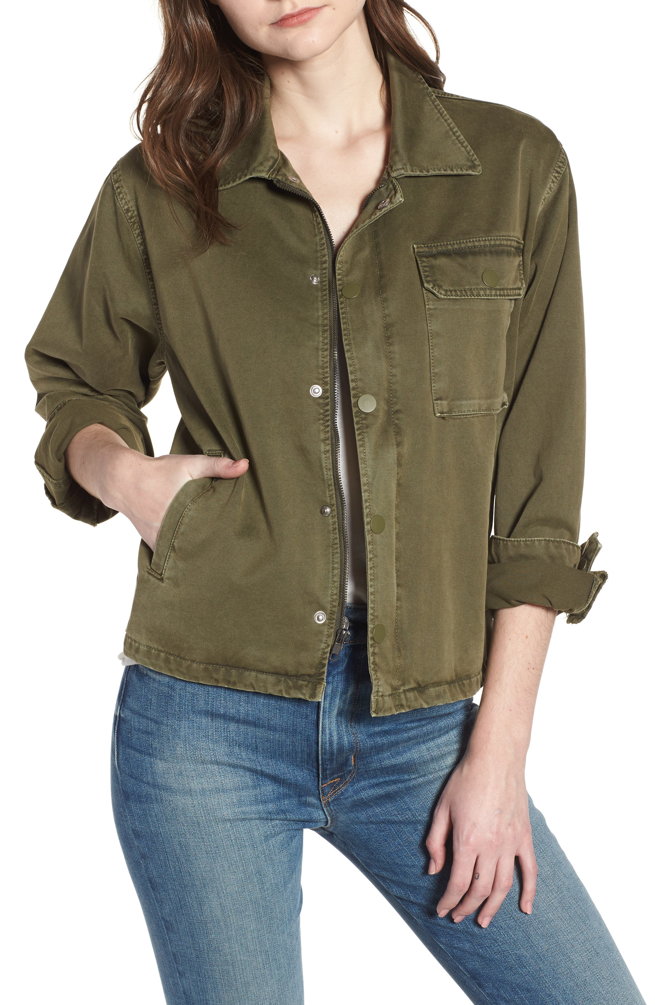 Route Field Jacket,                         Main,                         color, Formation