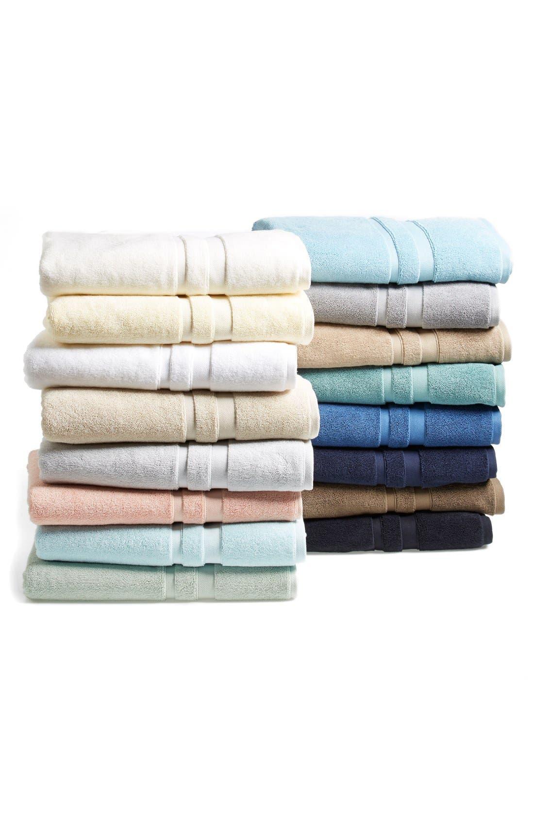 Alternate Image 3  - Waterworks Studio 'Perennial' Turkish Cotton Bath Towel (Online Only)