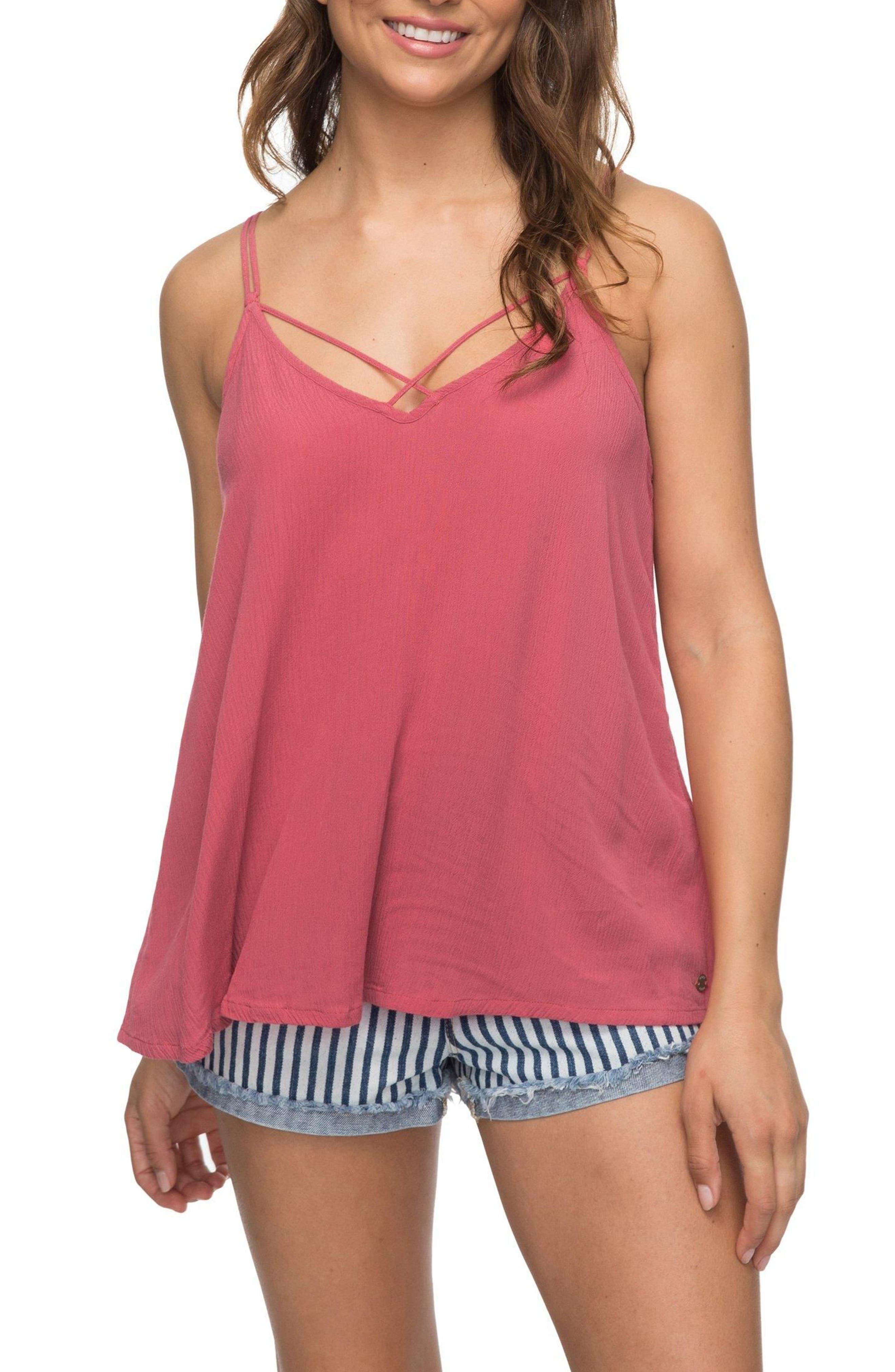 Final Days Tank Top,                         Main,                         color, Holly Berry