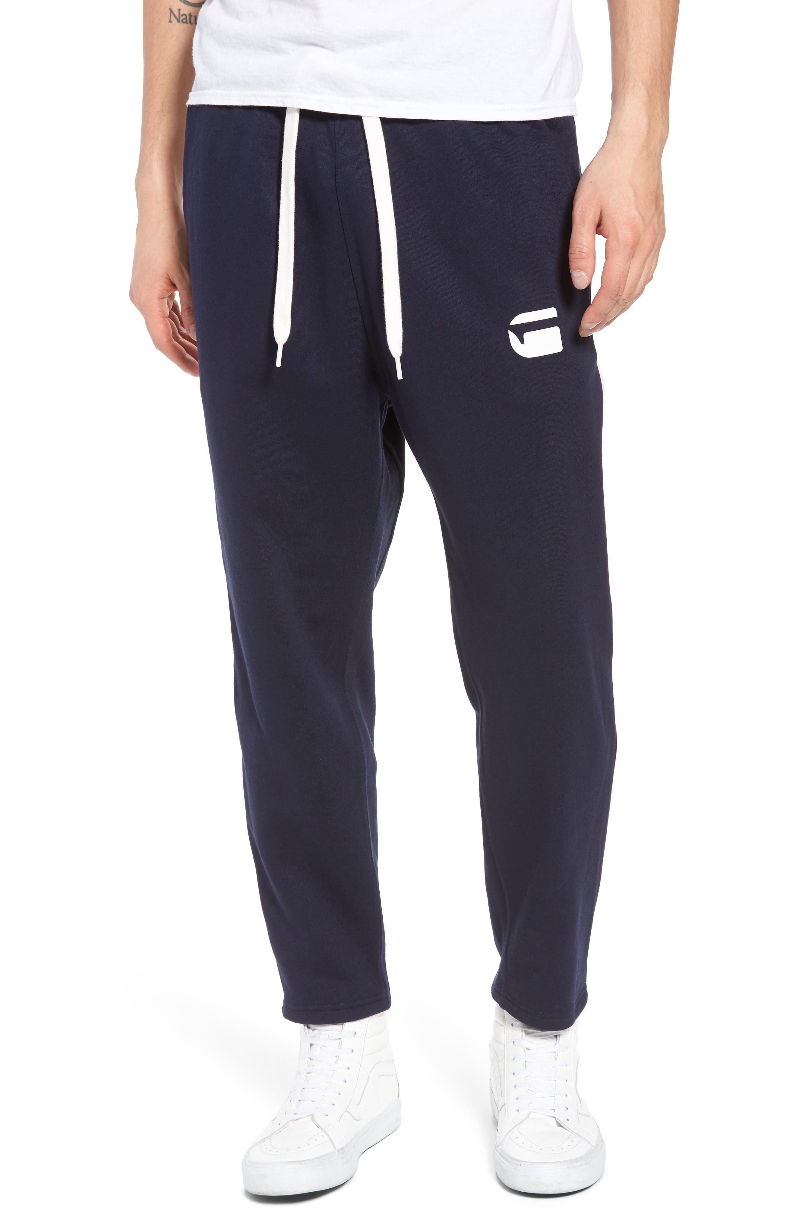 G-Star Raw Core Stripe Crop Sweatpants