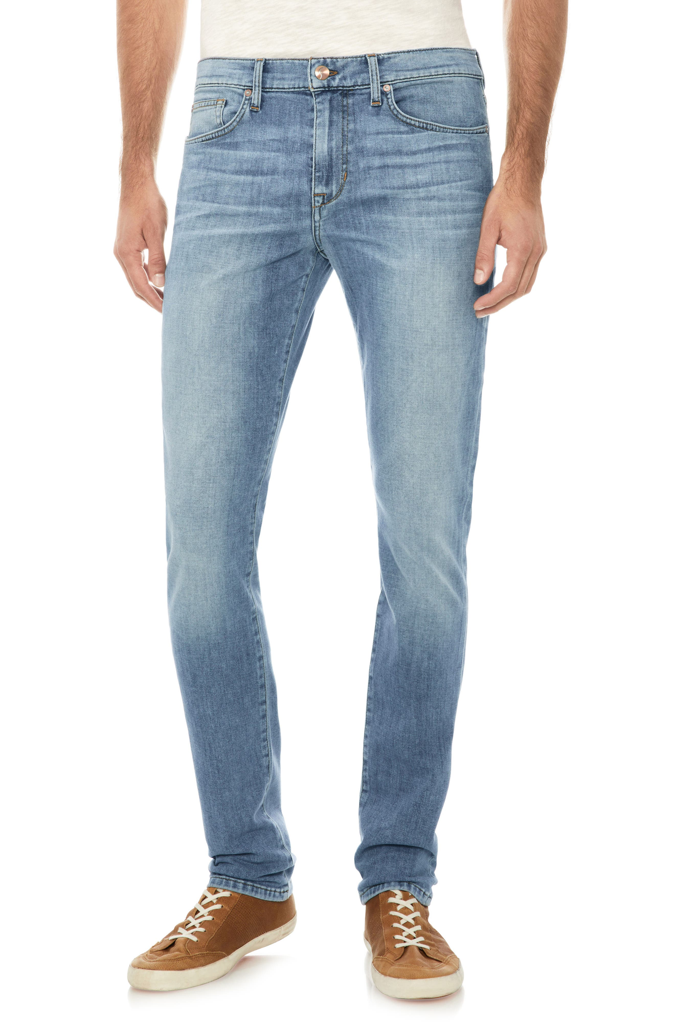 Slim Fit Jeans,                         Main,                         color, Avery