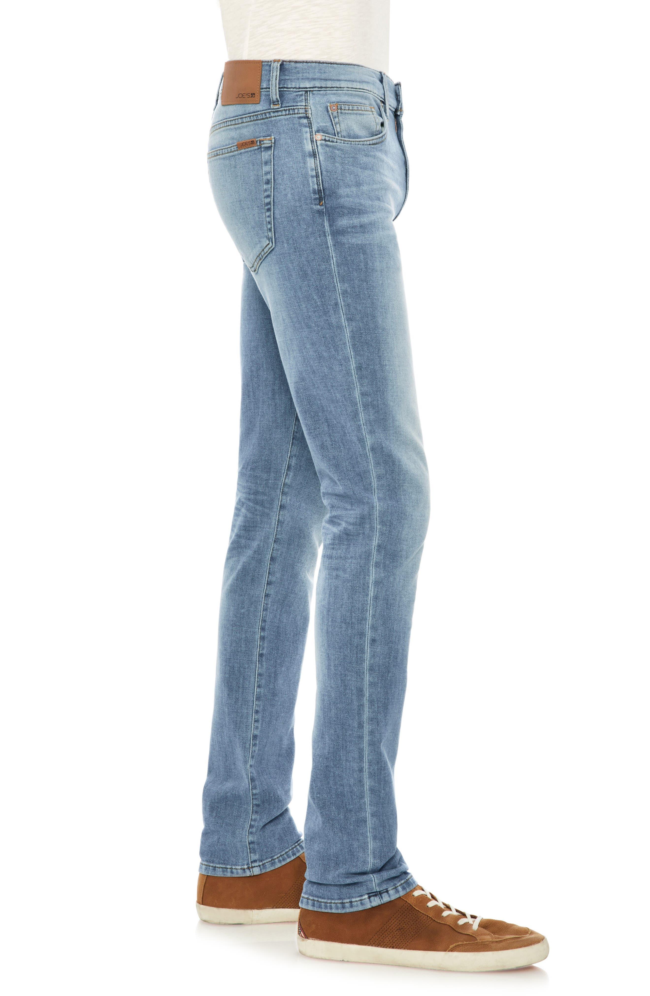 Slim Fit Jeans,                             Alternate thumbnail 3, color,                             Avery