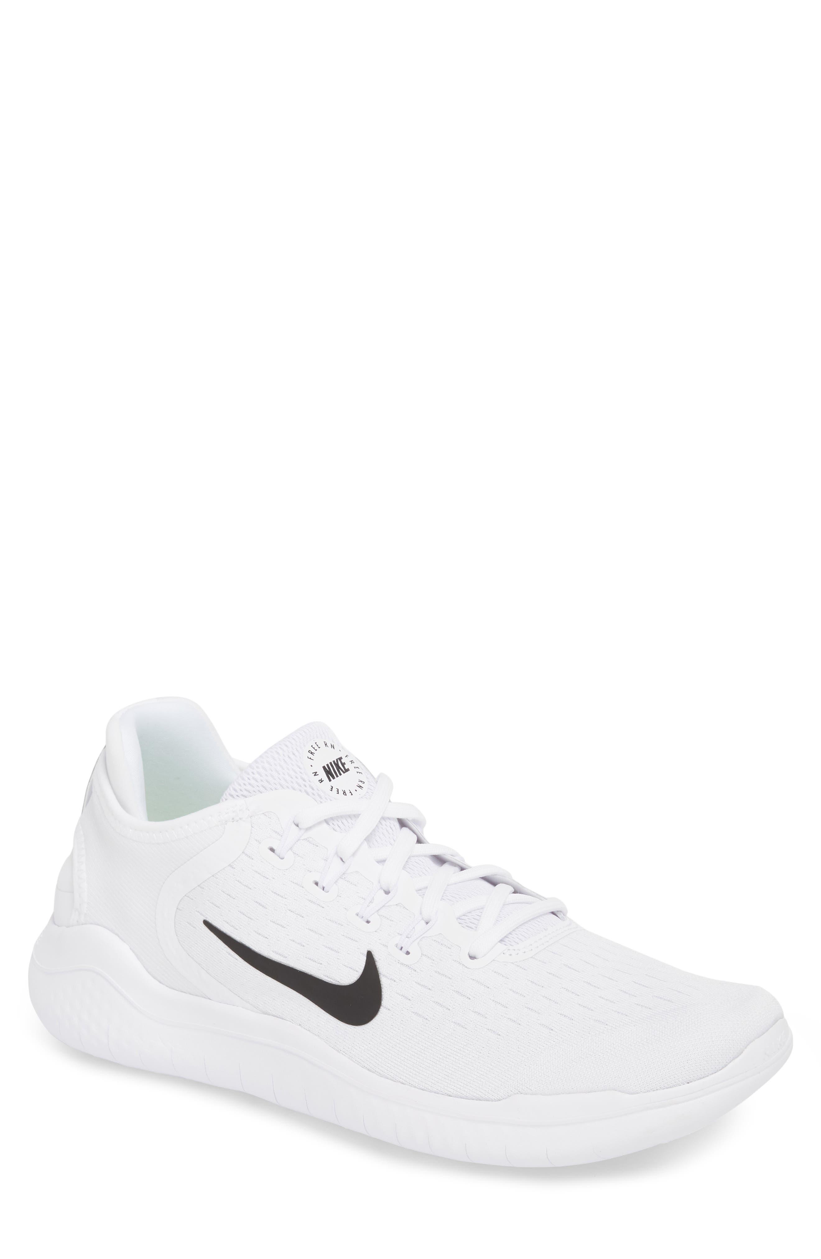 Nike Free RN 2018 Running Shoe (Men)