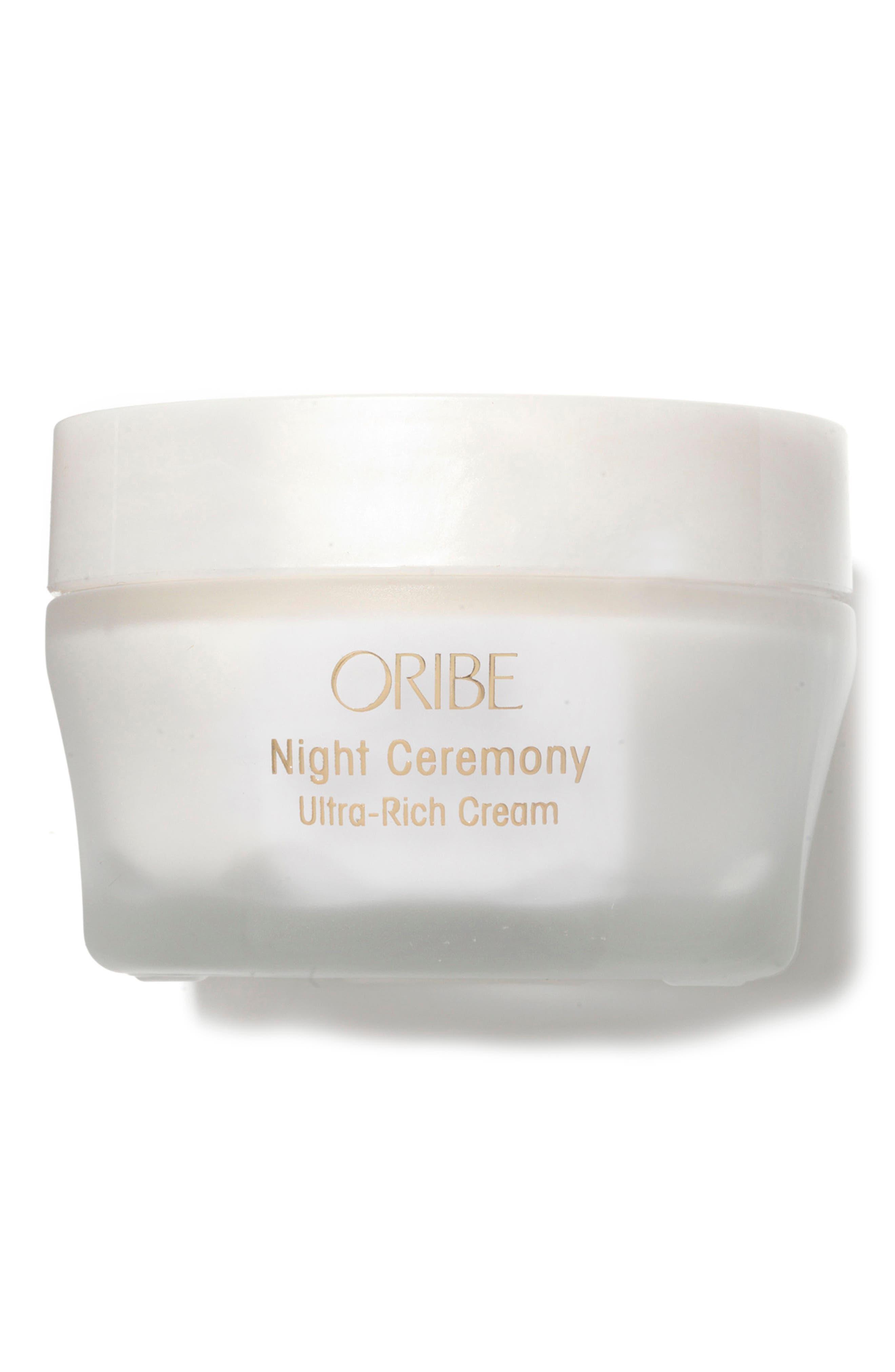 SPACE.NK.apothecary Oribe Night Ceremony Ultra Rich Cream,                         Main,                         color, No Color